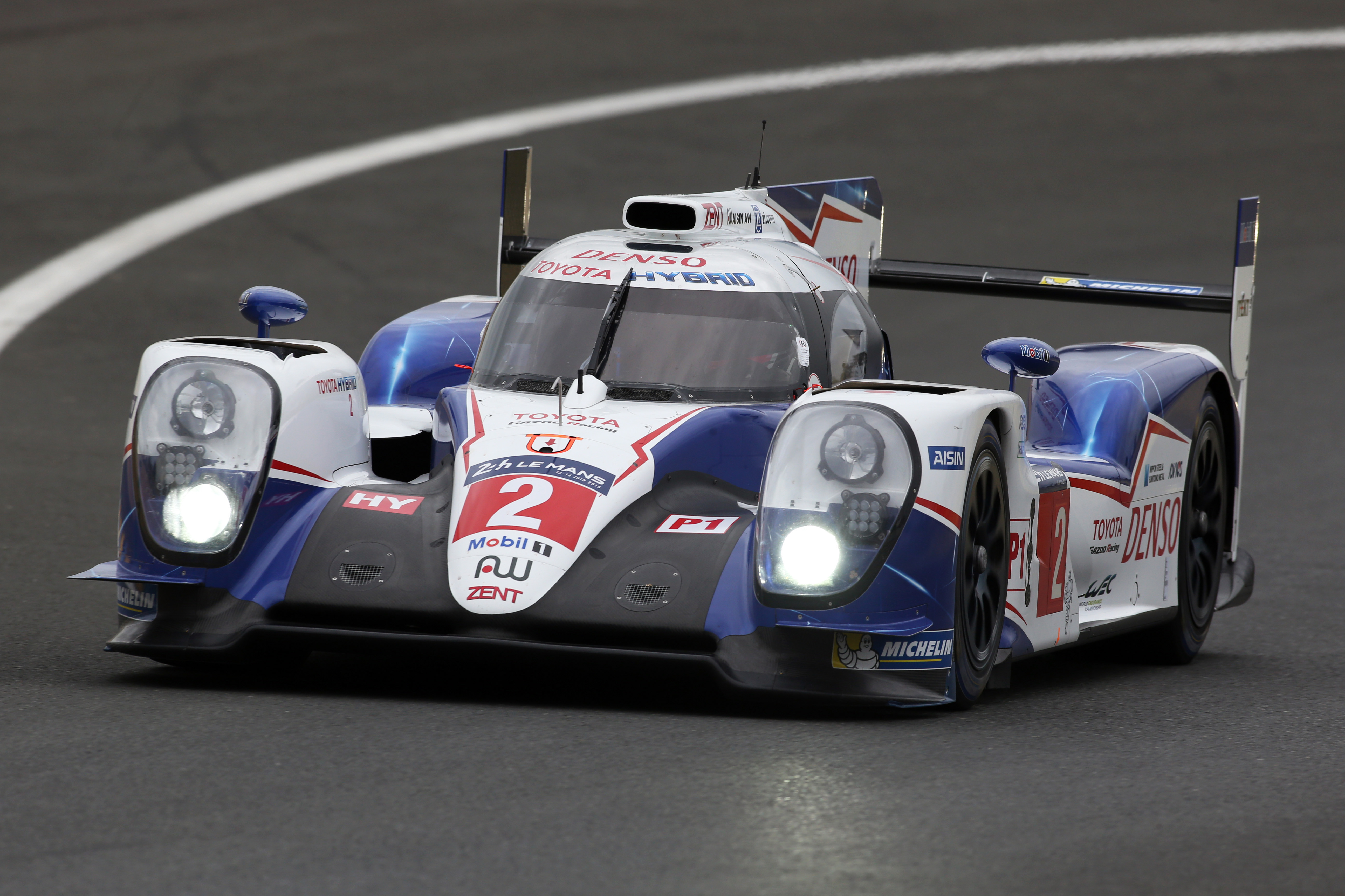 Wec 2015 24 Hours Of Le Mans Test Day Federation