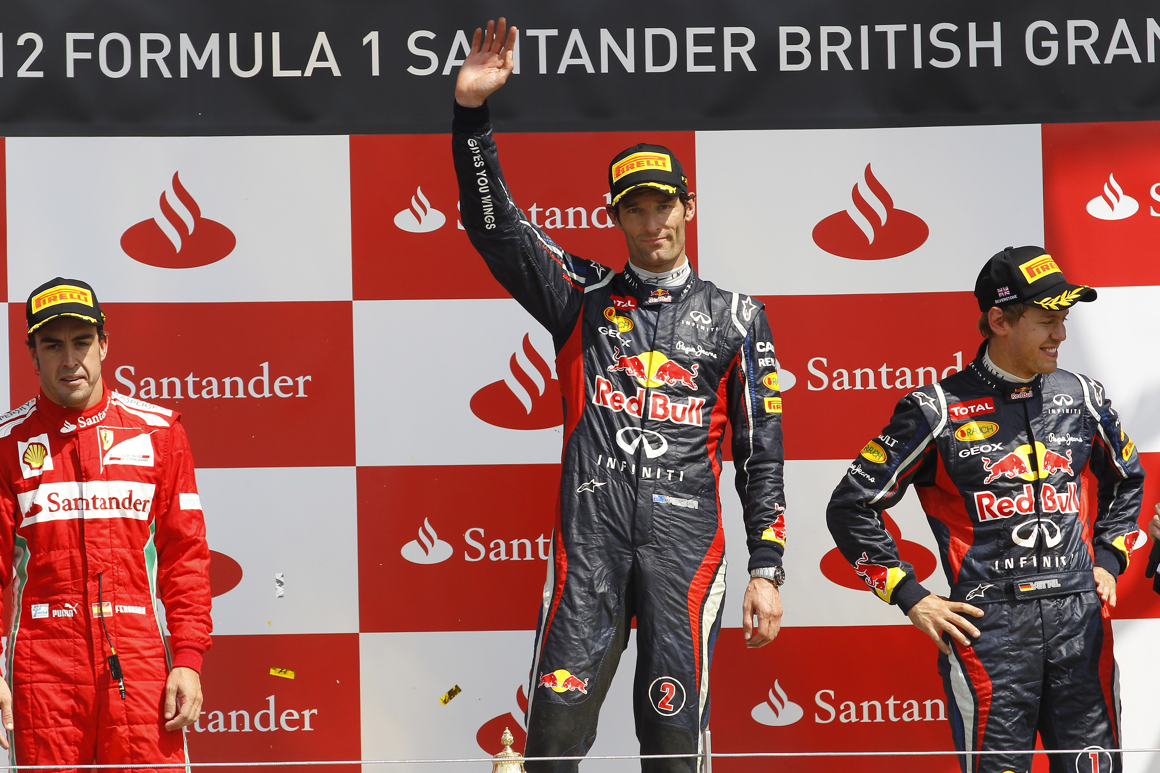 F1 2012 - Great Britain Grand Prix
