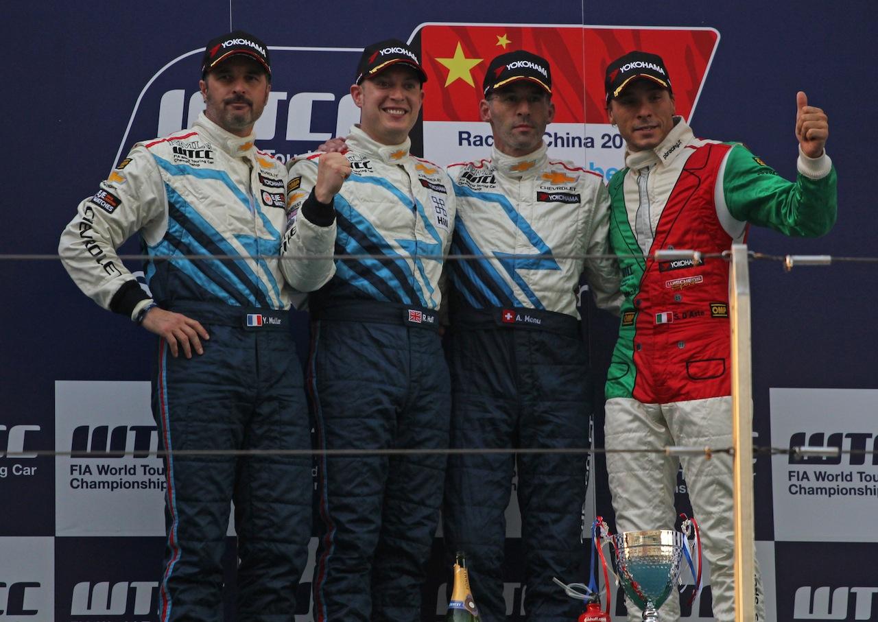 WTCC 2012 - Shangai