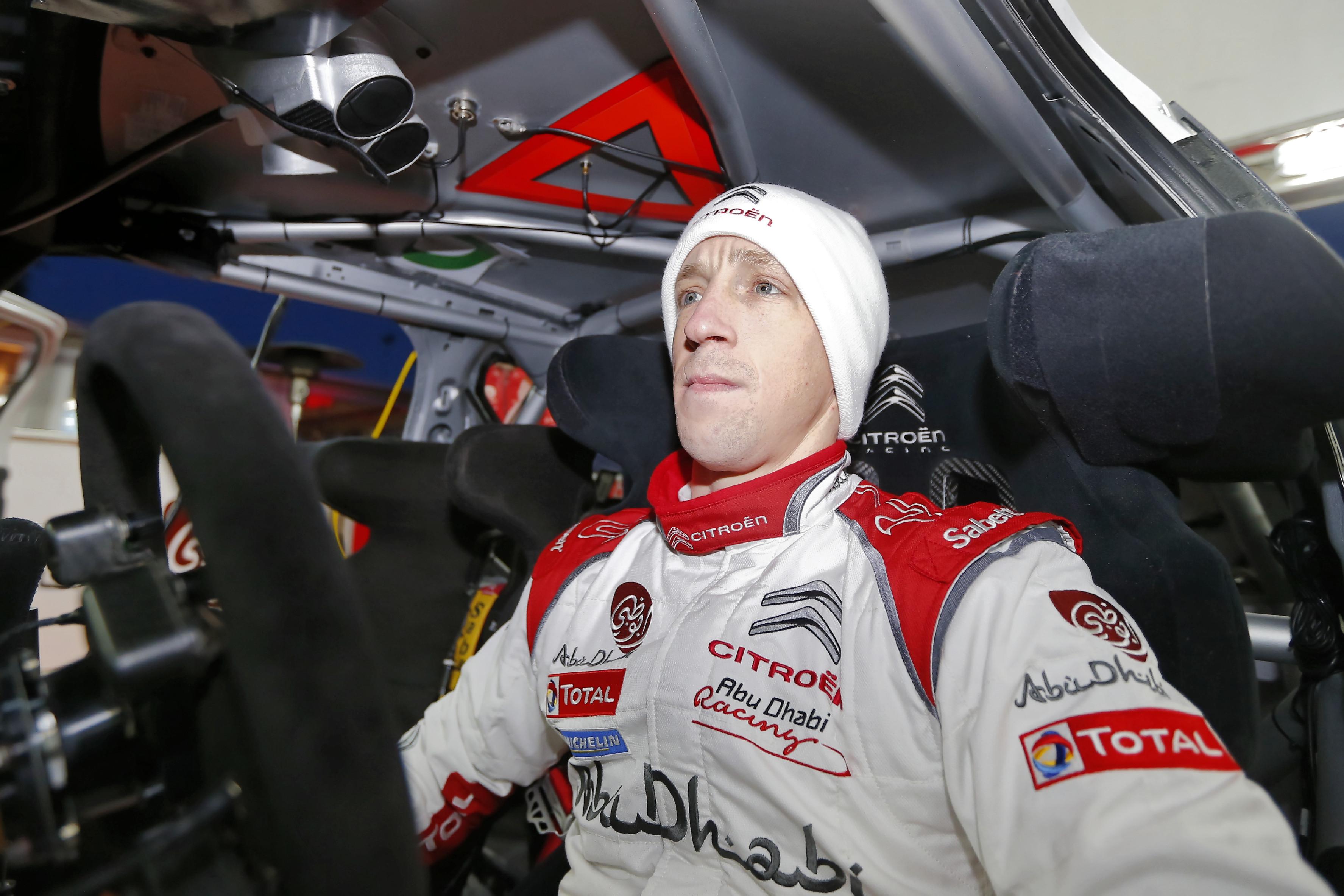 WRC 2014 - Rallye Monte-Carlo