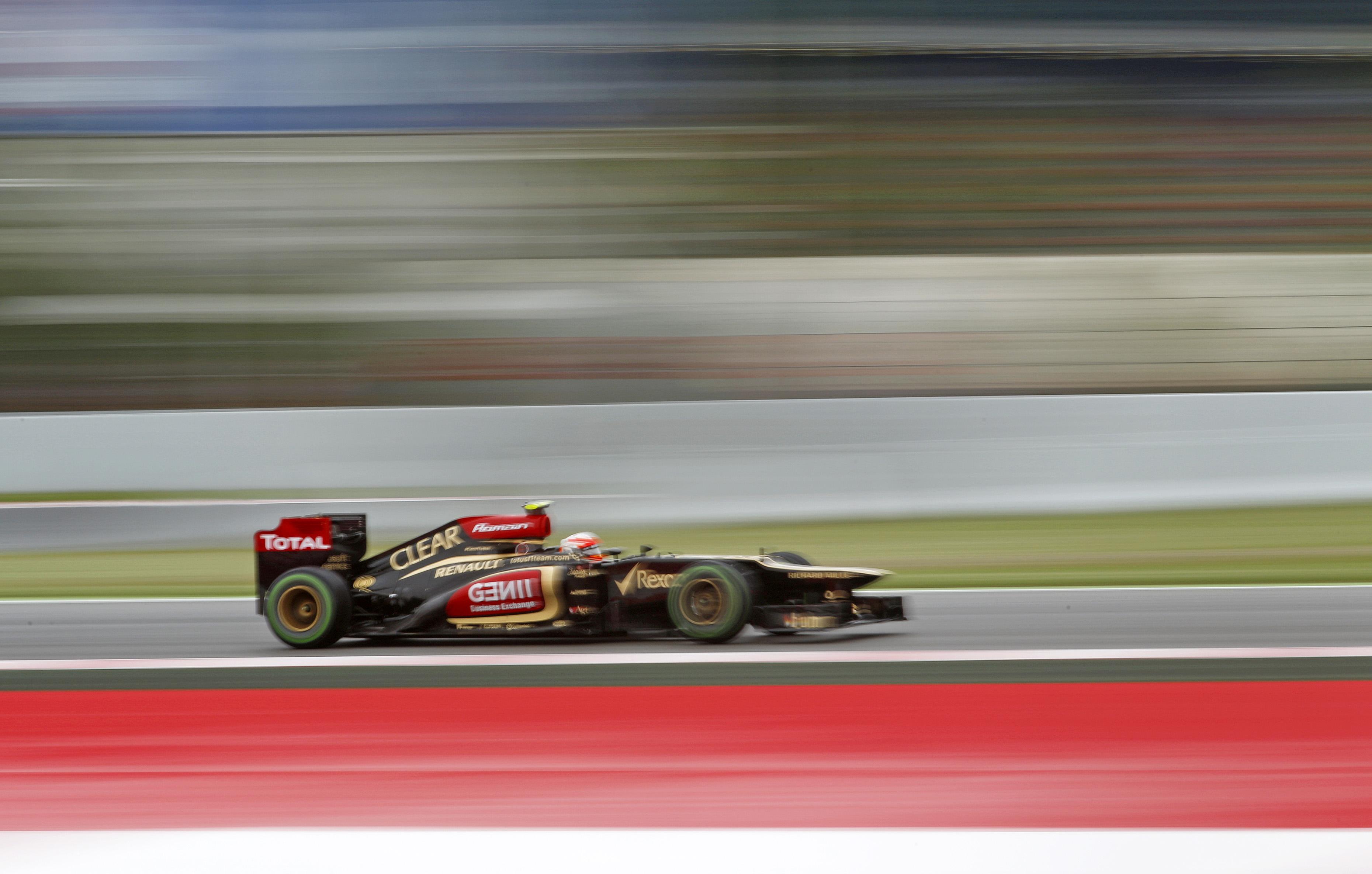 F1 2013 - Spanish Grand Prix