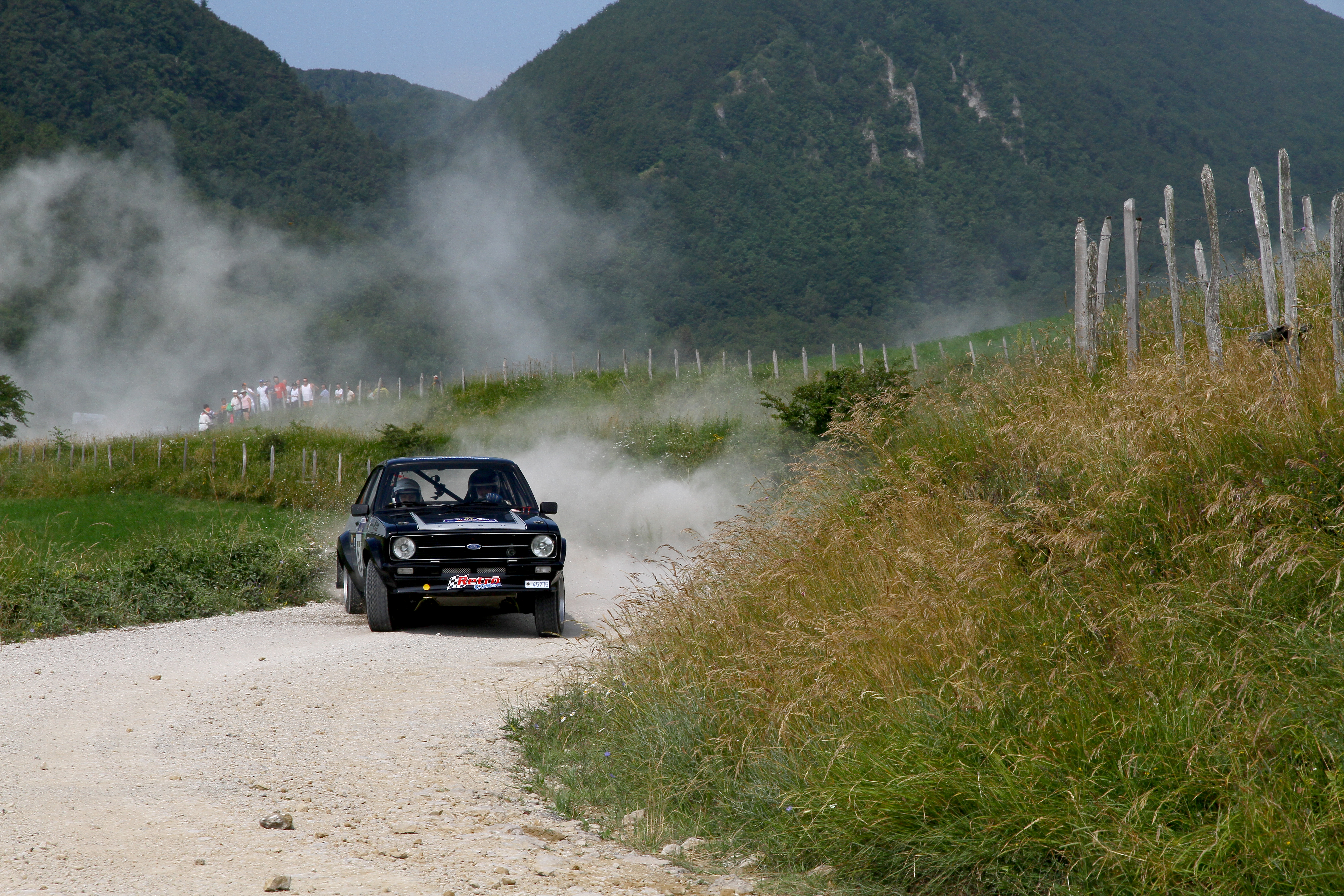European Historic Rally Championship 2013 - San Marino