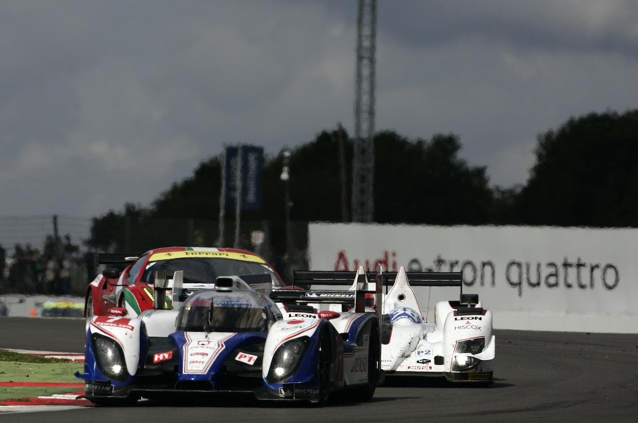 WEC 2012 - 6 Hours of Silverstone