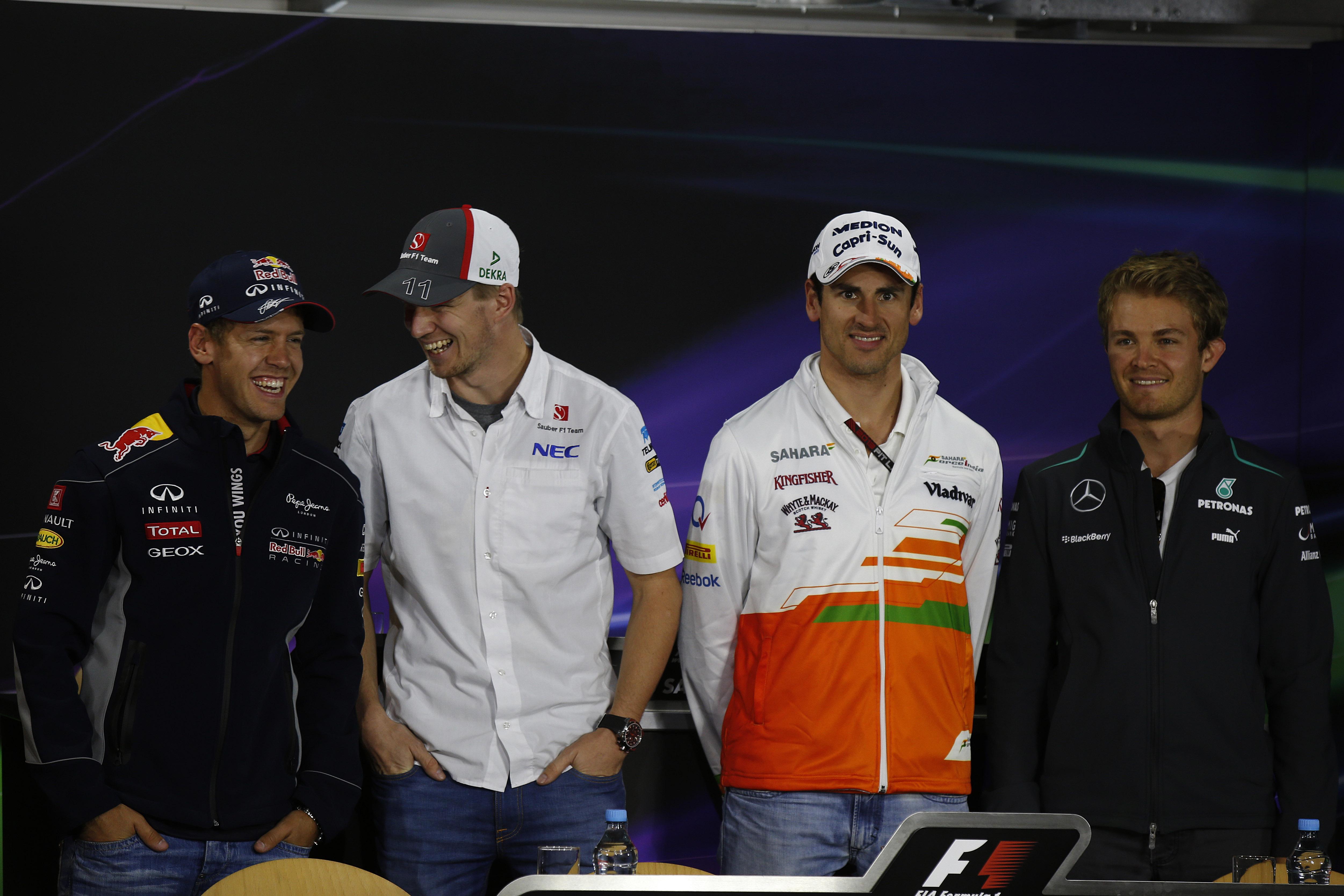 F1 2013 - German Grand Prix