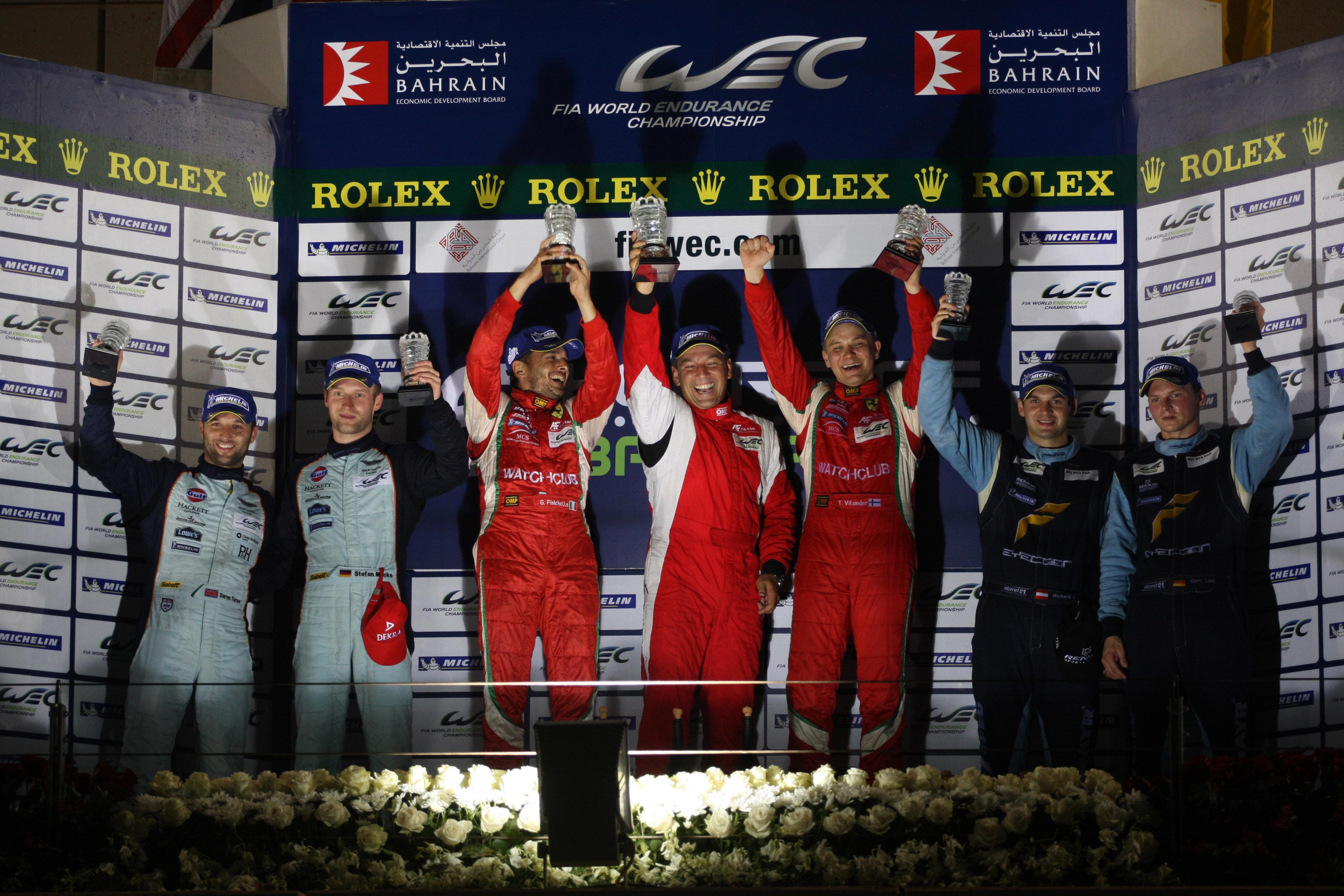WEC - 6 Hours of Bahrain