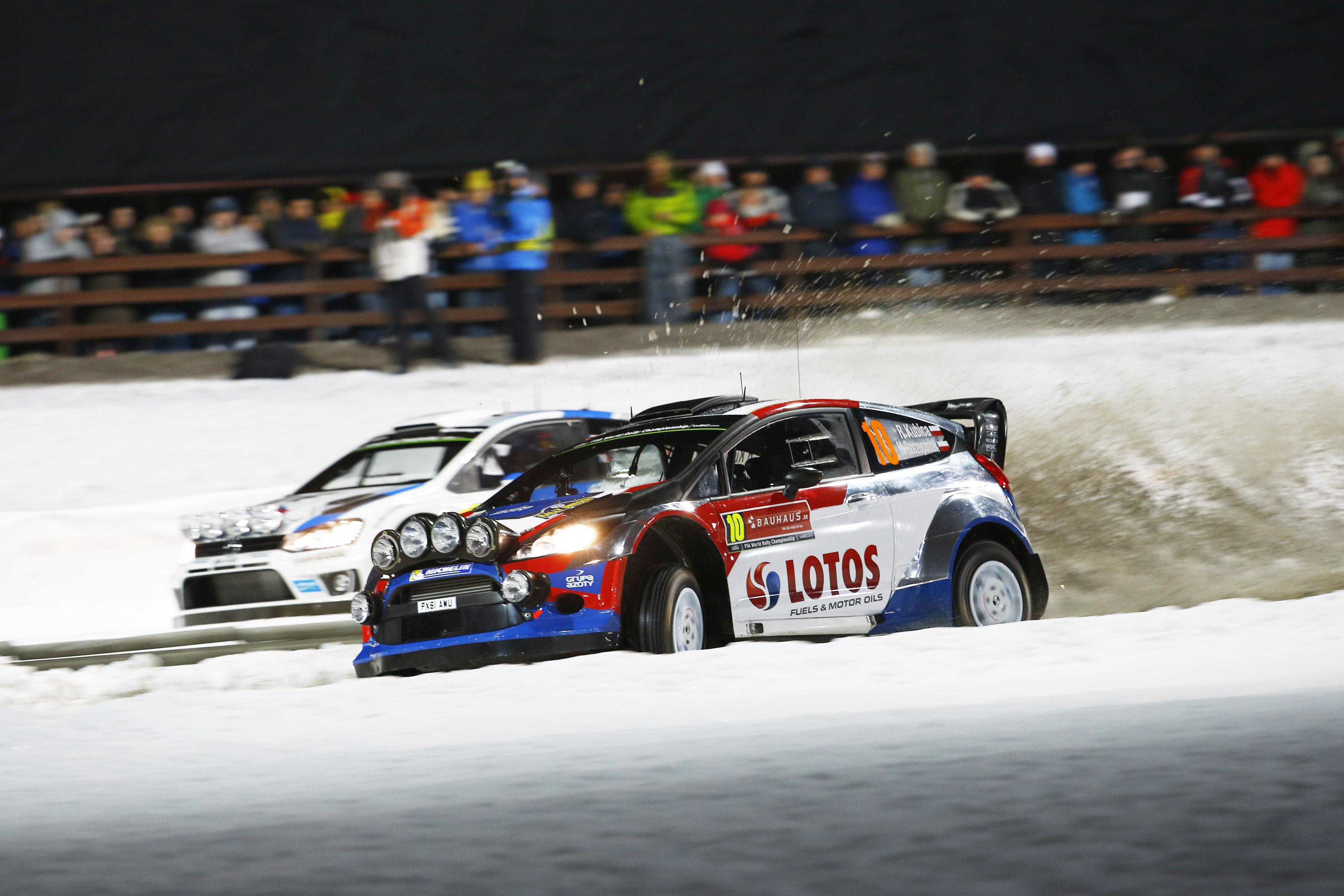 WRC 2014 - Rally Sweden