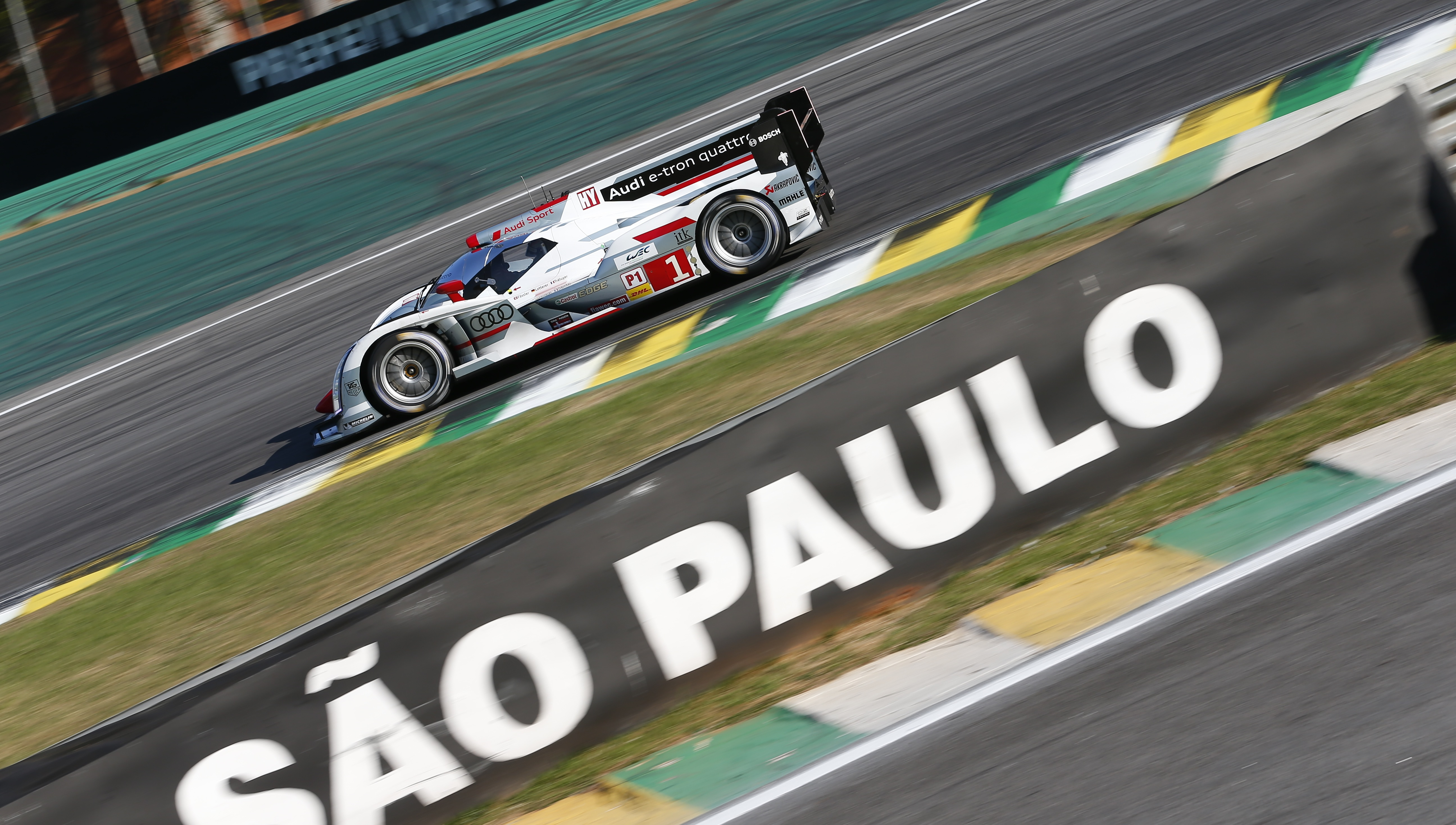 WEC 2013 - 6 Hours of Sao Paulo