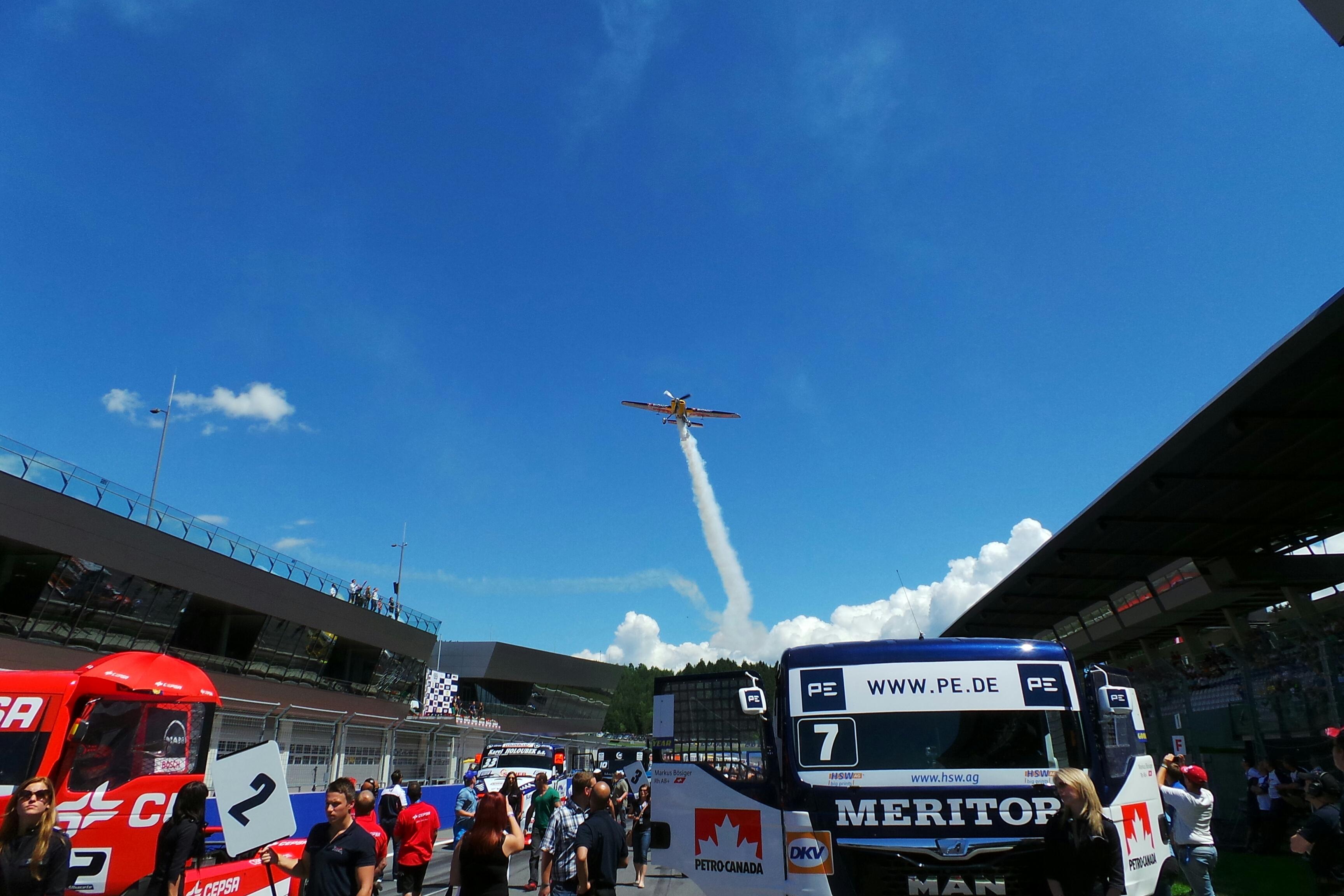 ETRC 2014 - Red Bull Ring