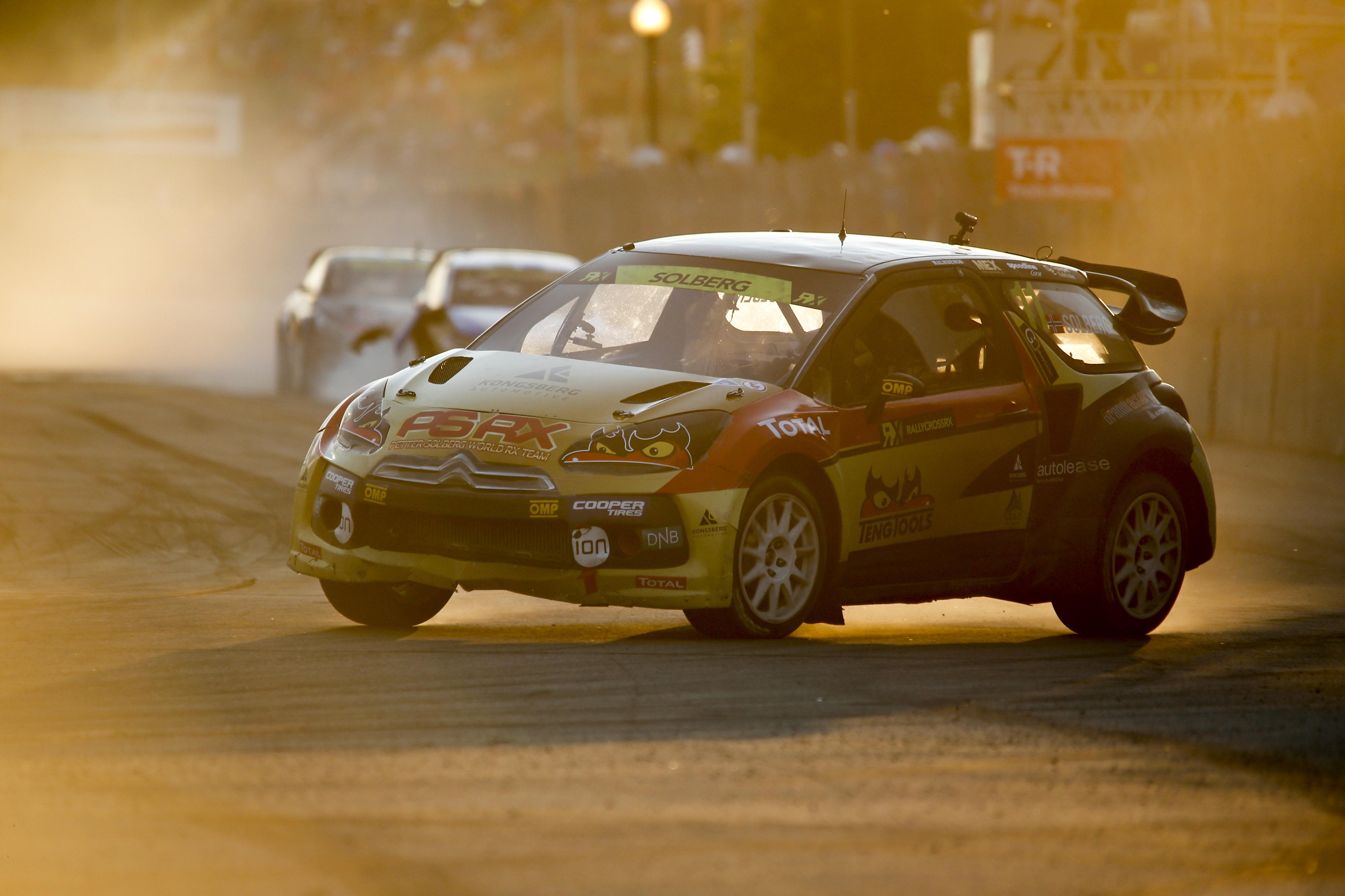 World RX 2014 - Rallycross of Canada