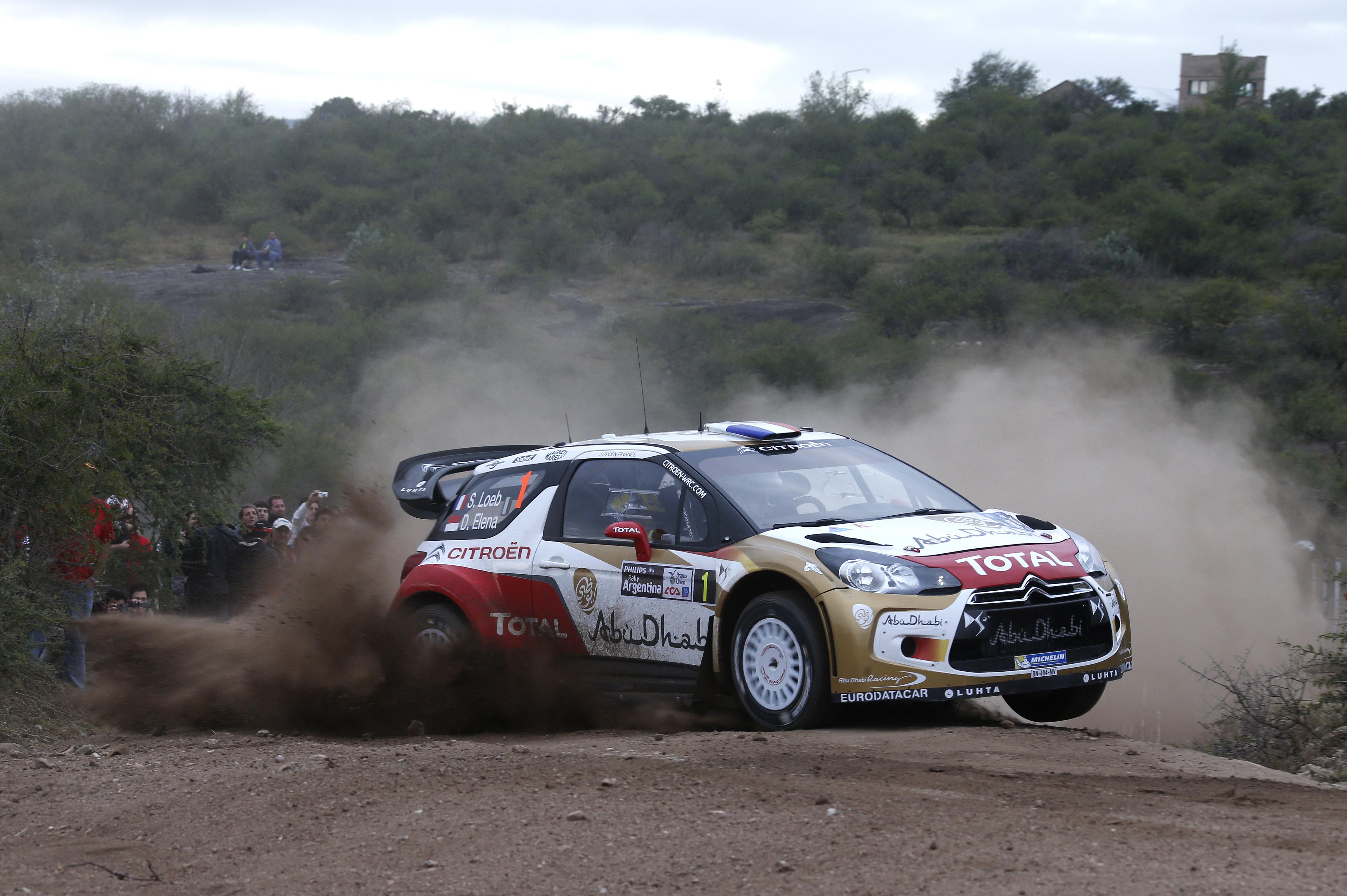 WRC 2013 - Rally Argentina