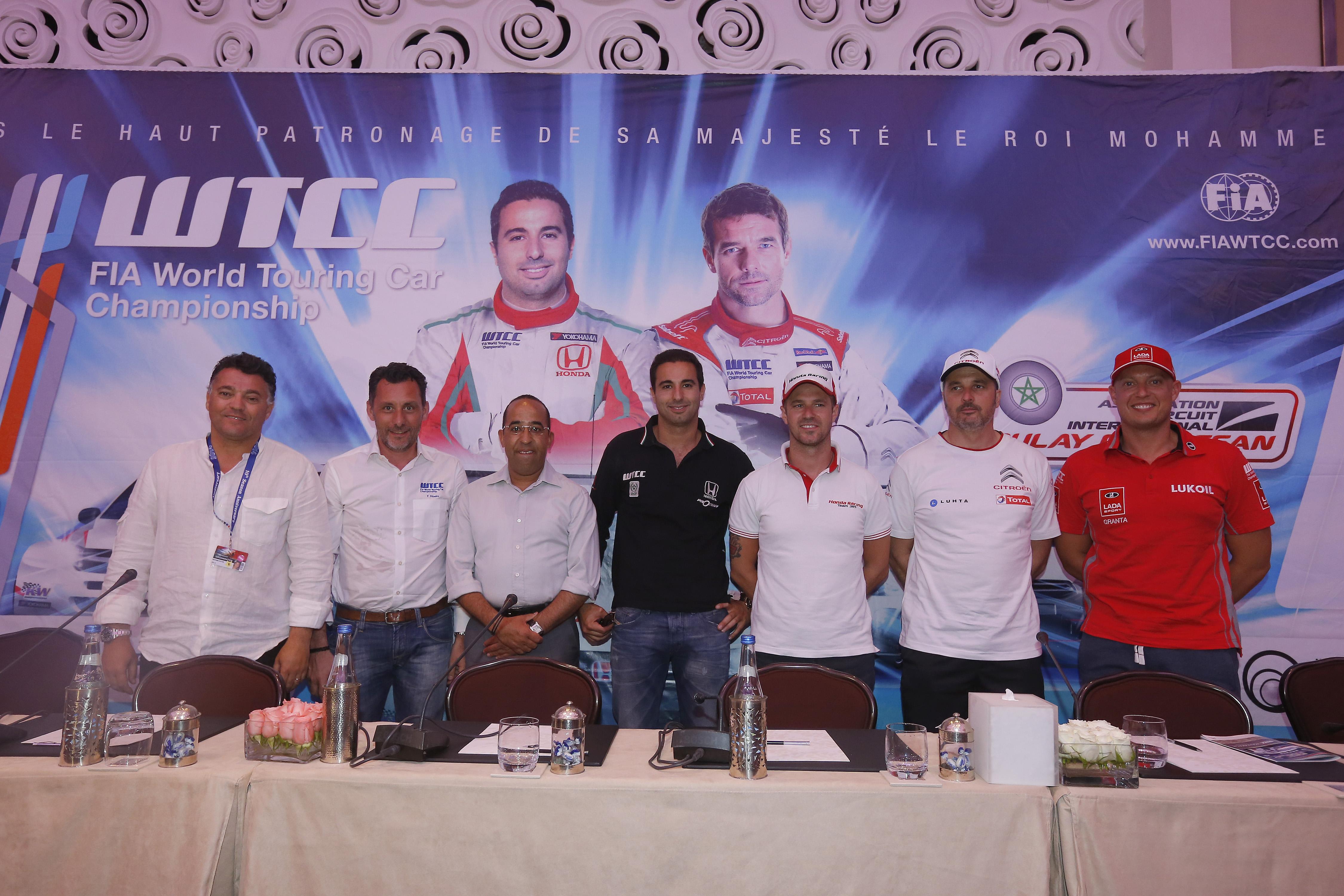WTCC 2014 - Race of Morocco