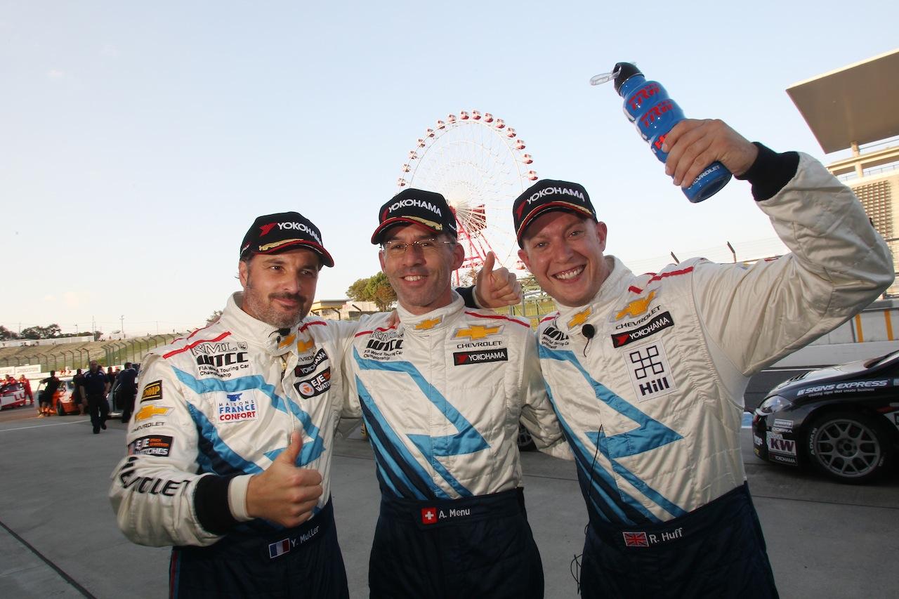 WTCC 2012 - Suzuka