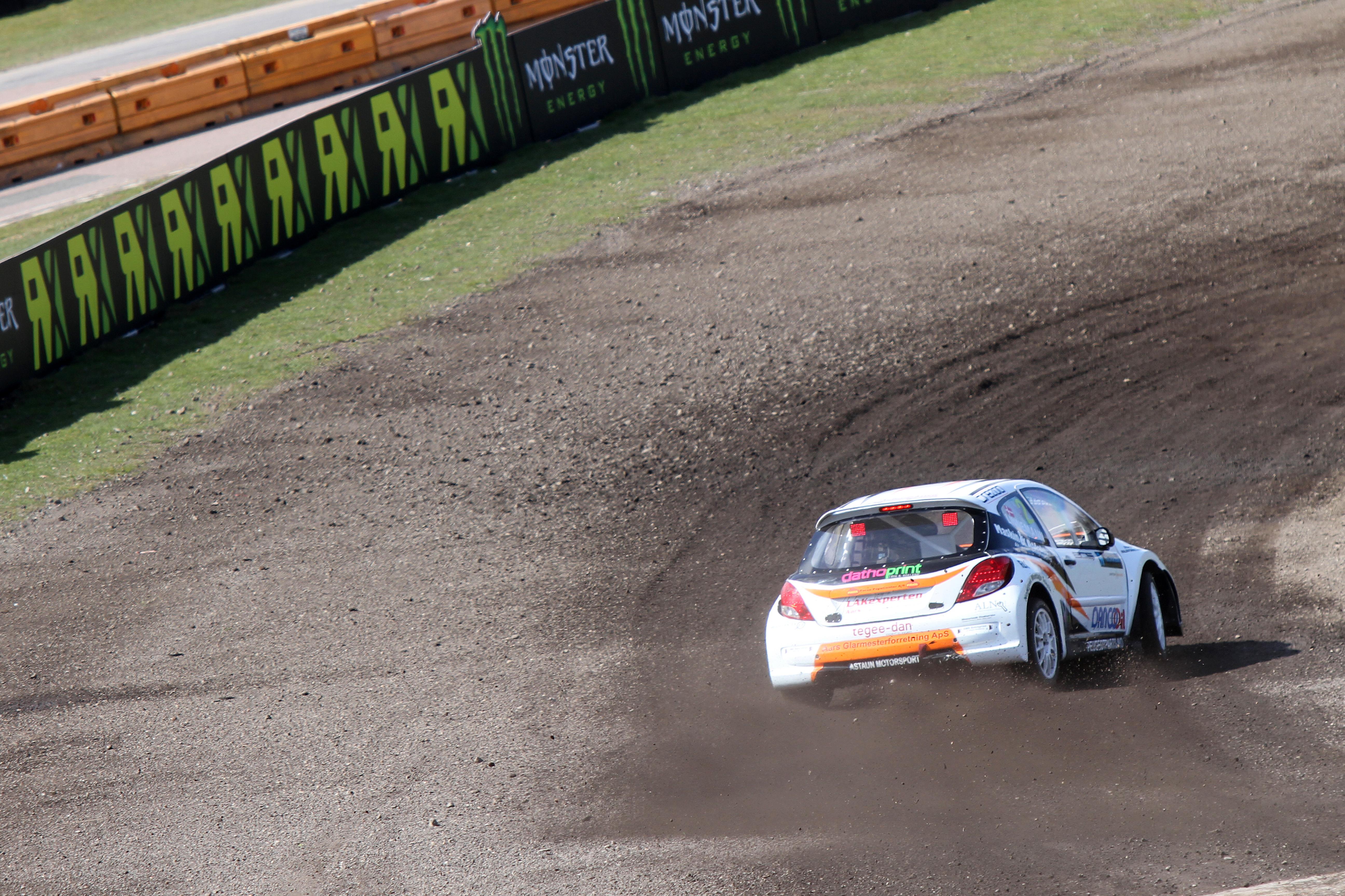 European Rallycross Championship 2013 - Lydden Hill