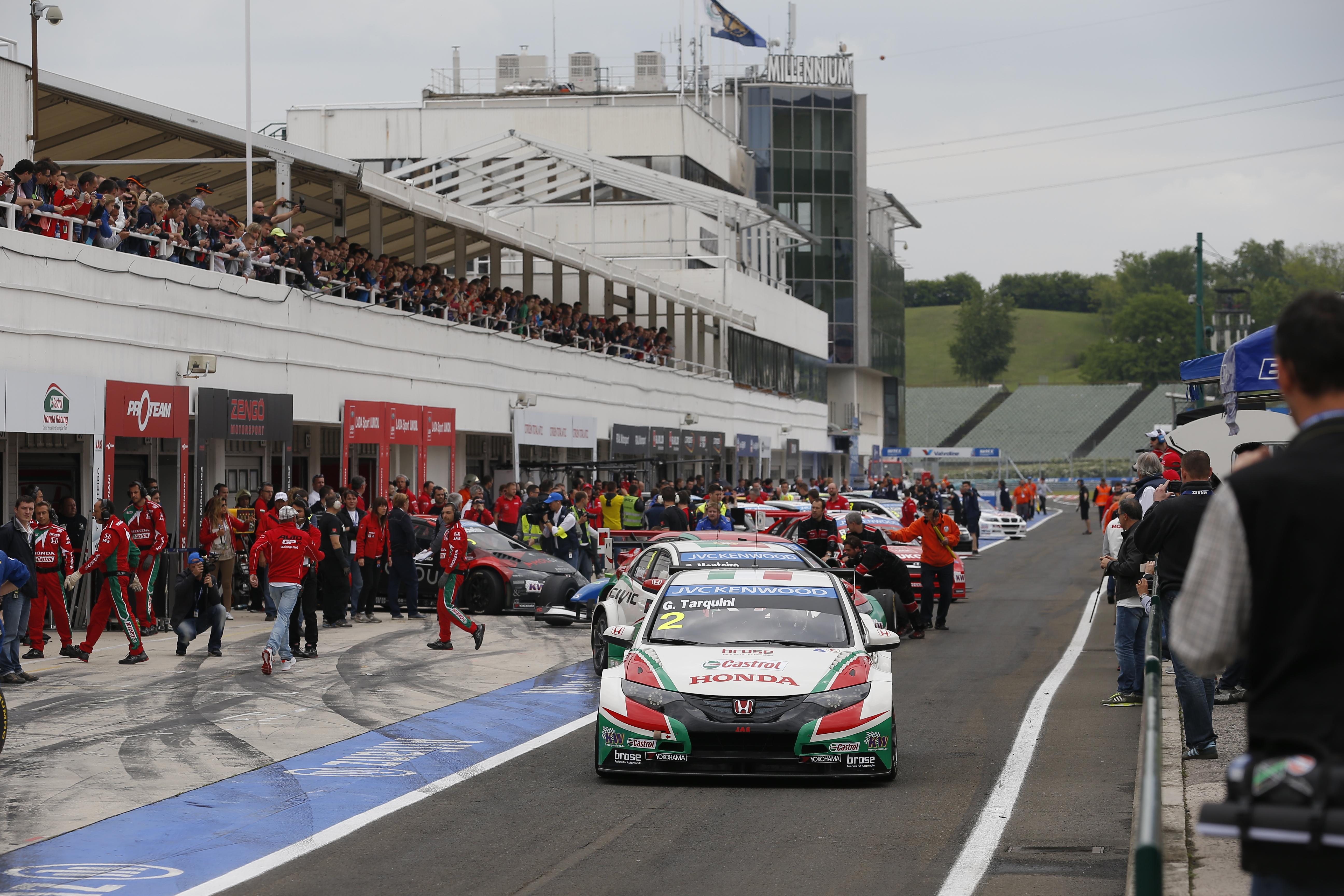 WTCC 2014 - Race of Hungary