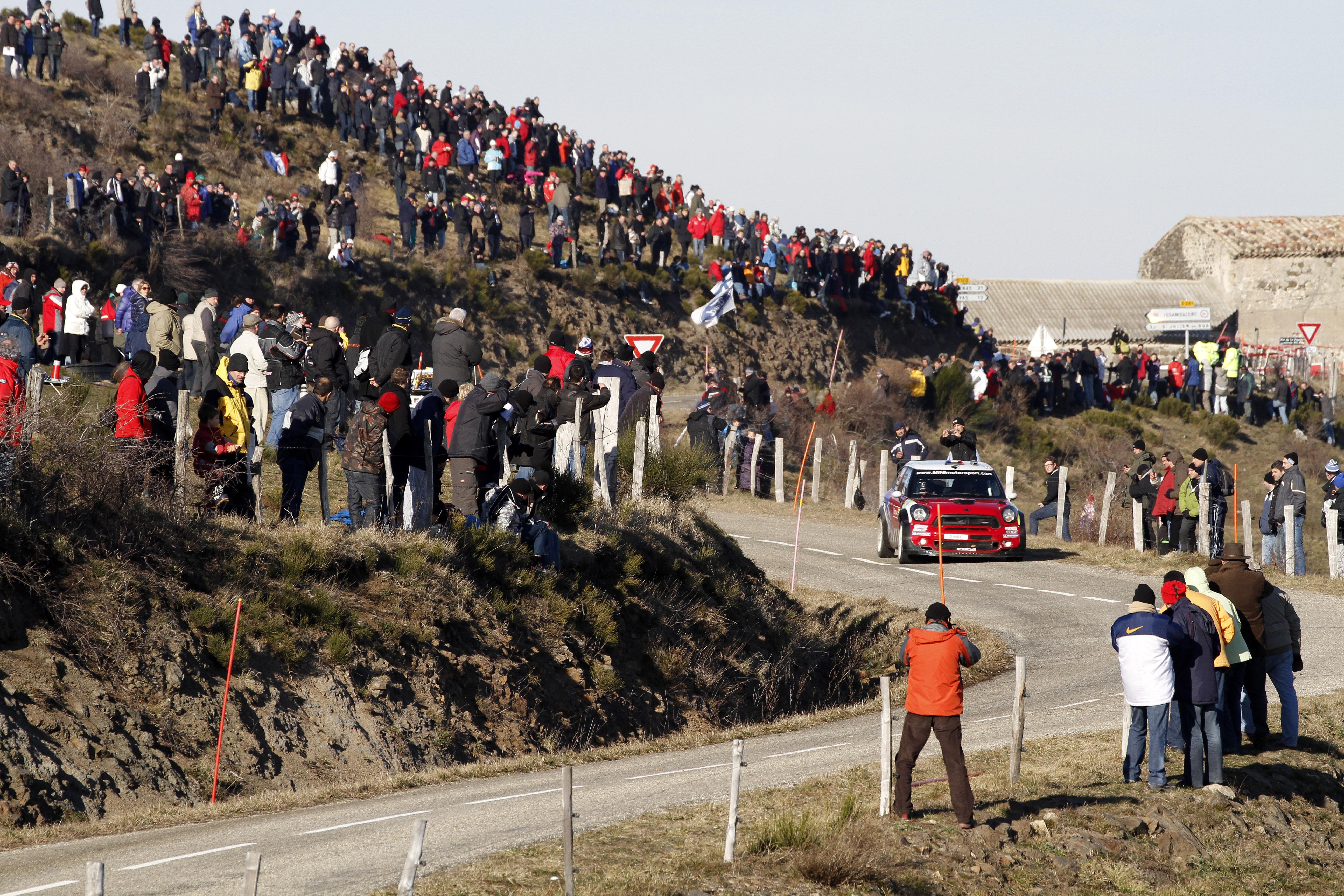 WRC 2012 - Rally Monte-Carlo