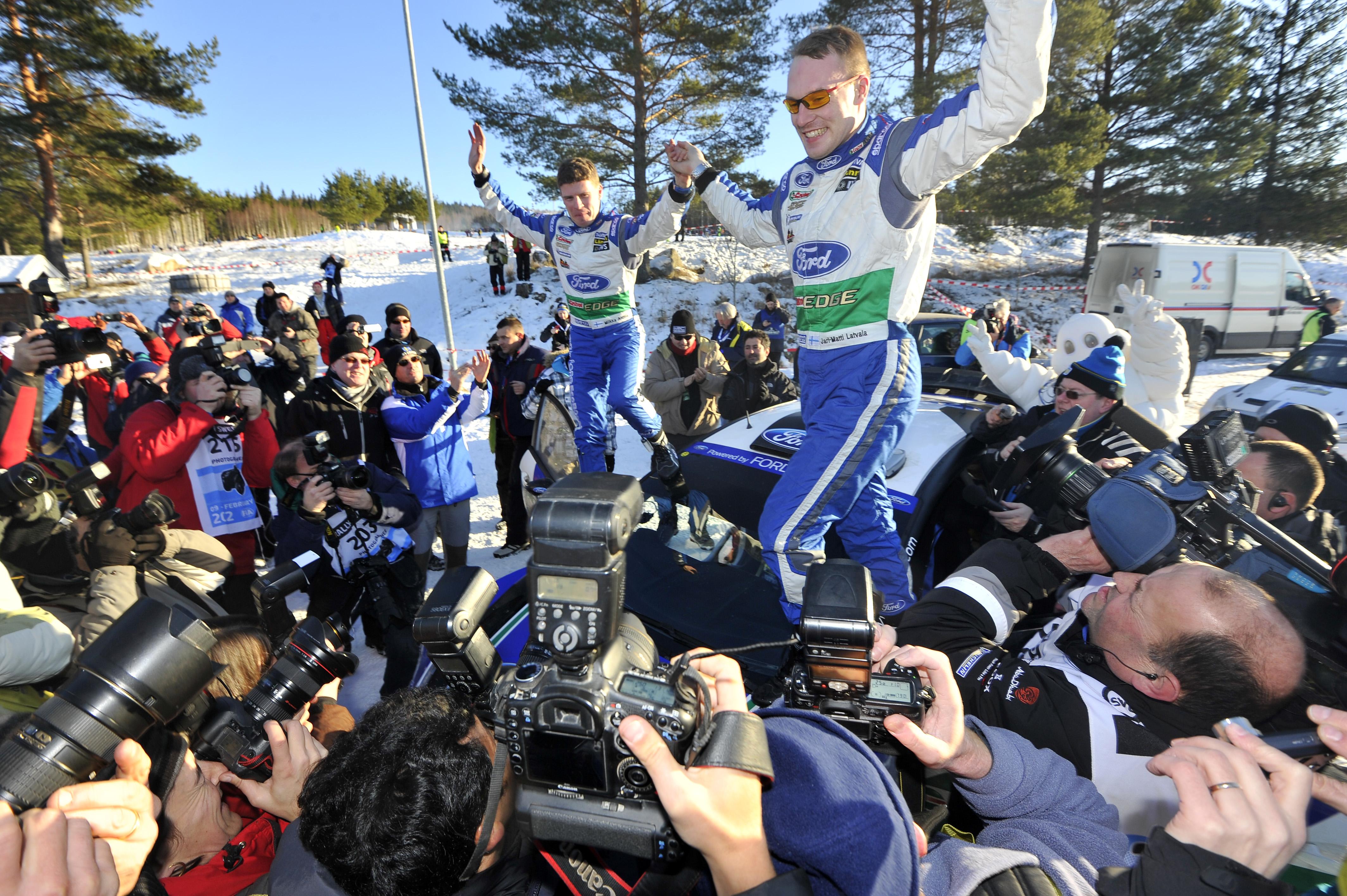 WRC 2012 - Rally Sweden