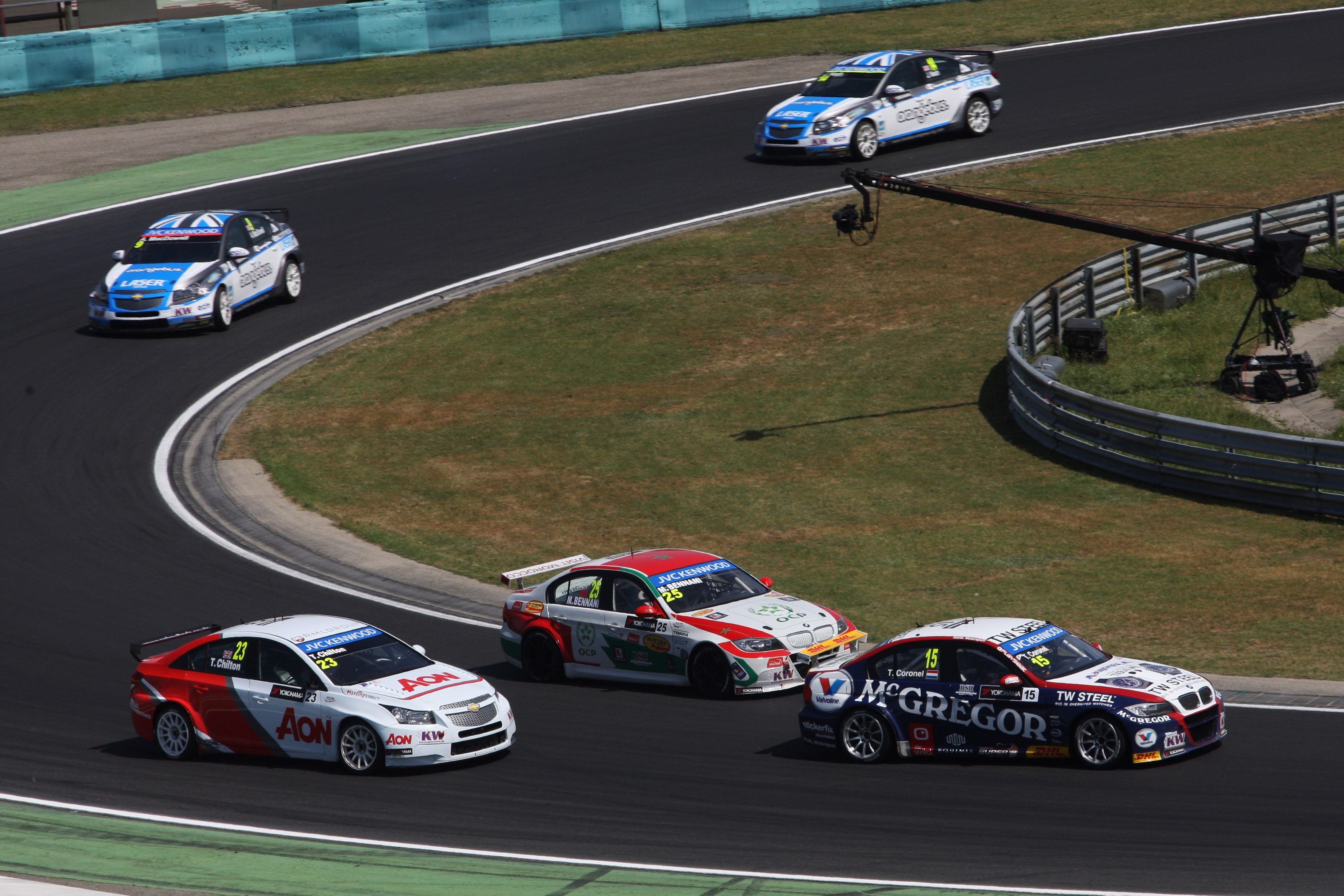 WTCC 2013 - Race of Hungary