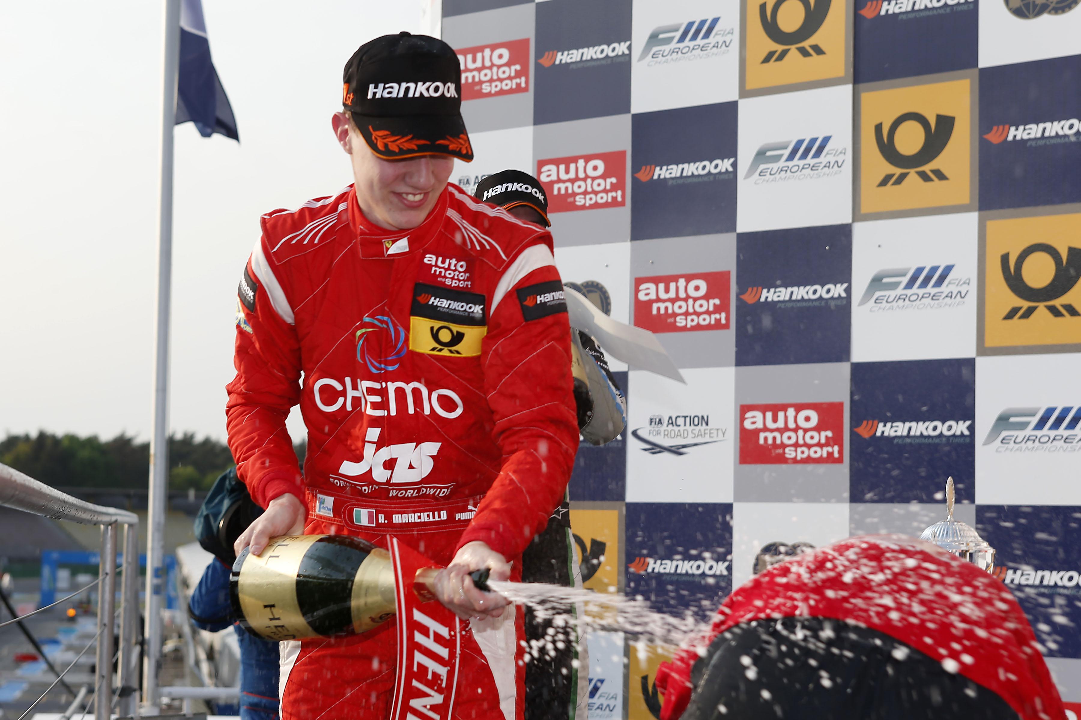 F3 European Championship 2013 - Hockenheim