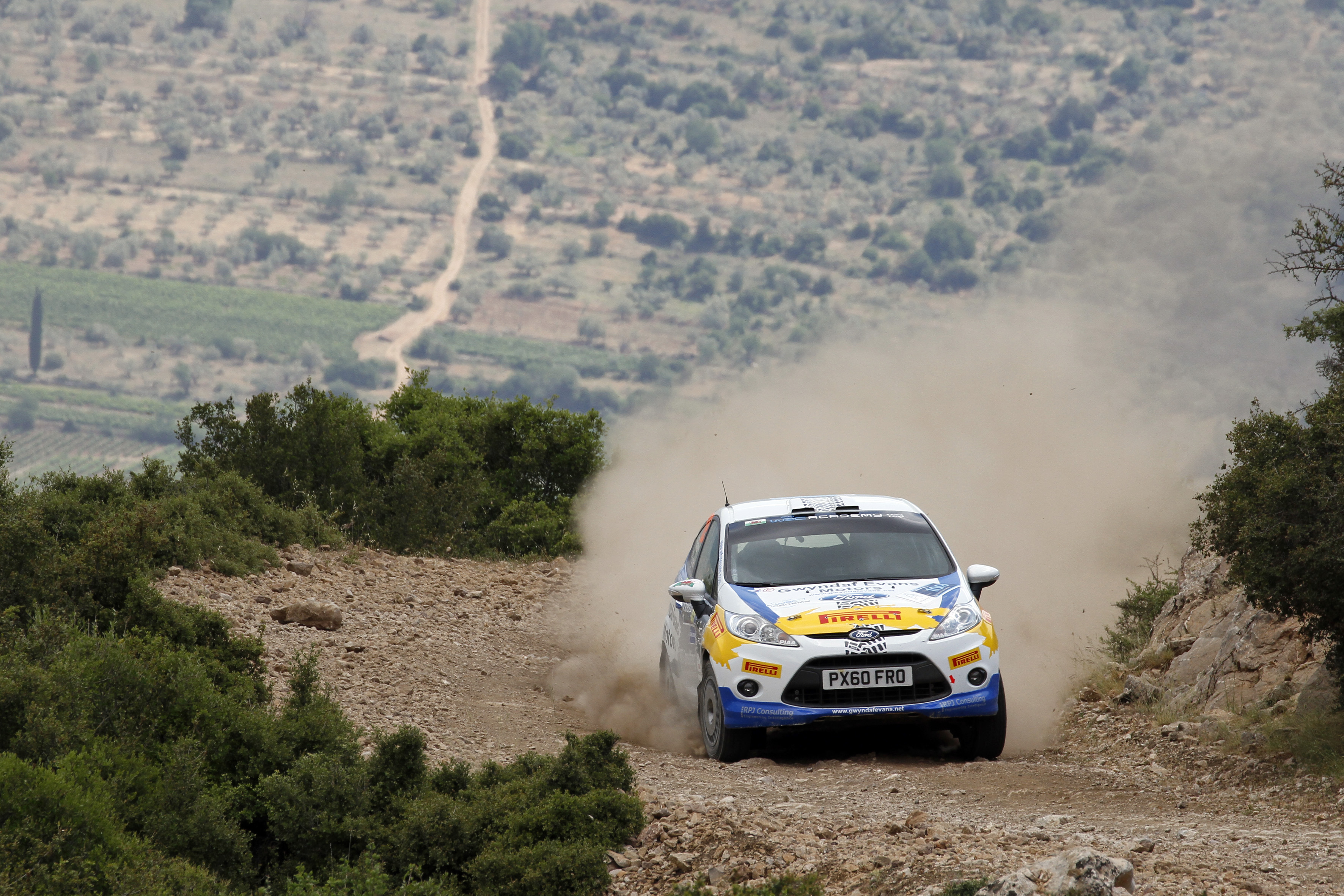 WRC 2012 - Rally Greece
