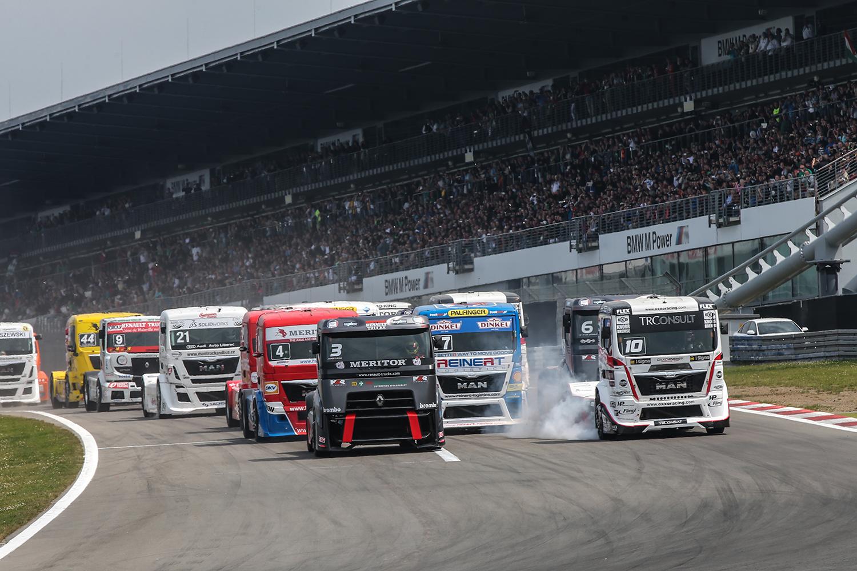 ETRC 2013 - Nurburgring