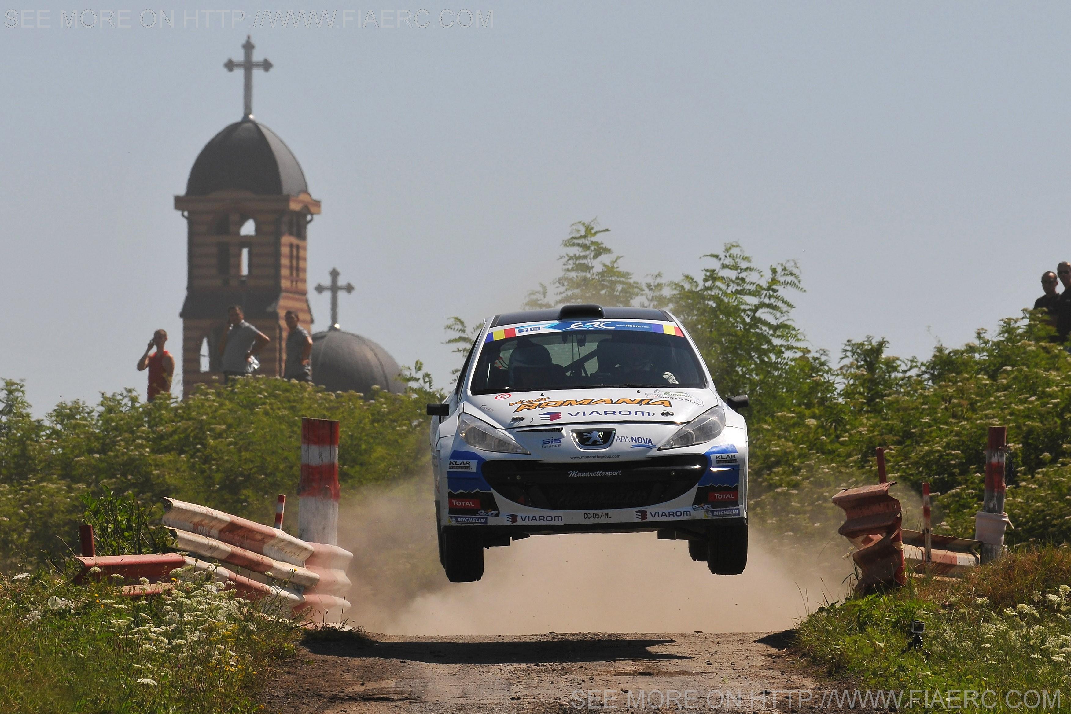 ERC 2013 - Sibiu Rally