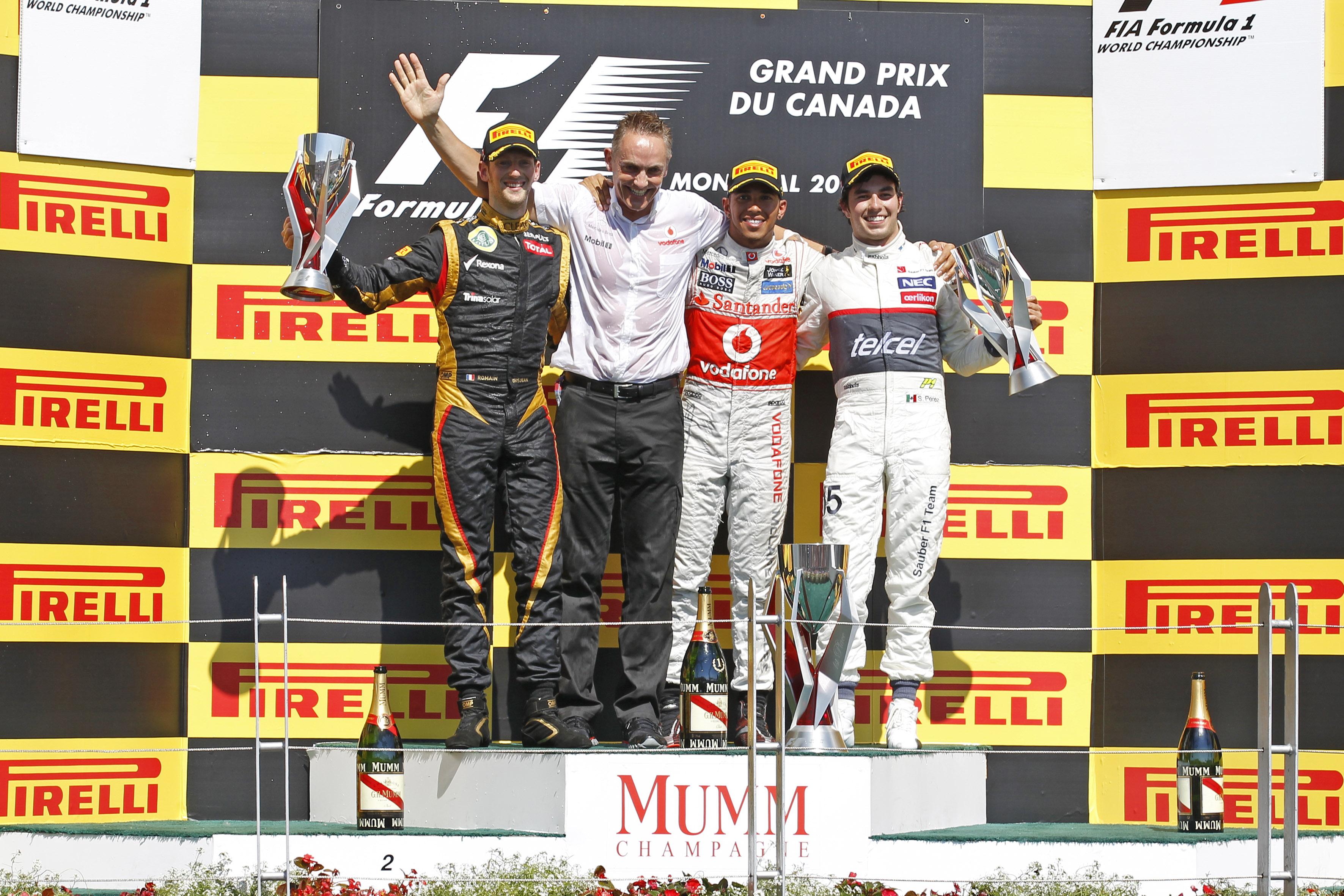 F1 2012 - Canadian Grand Prix