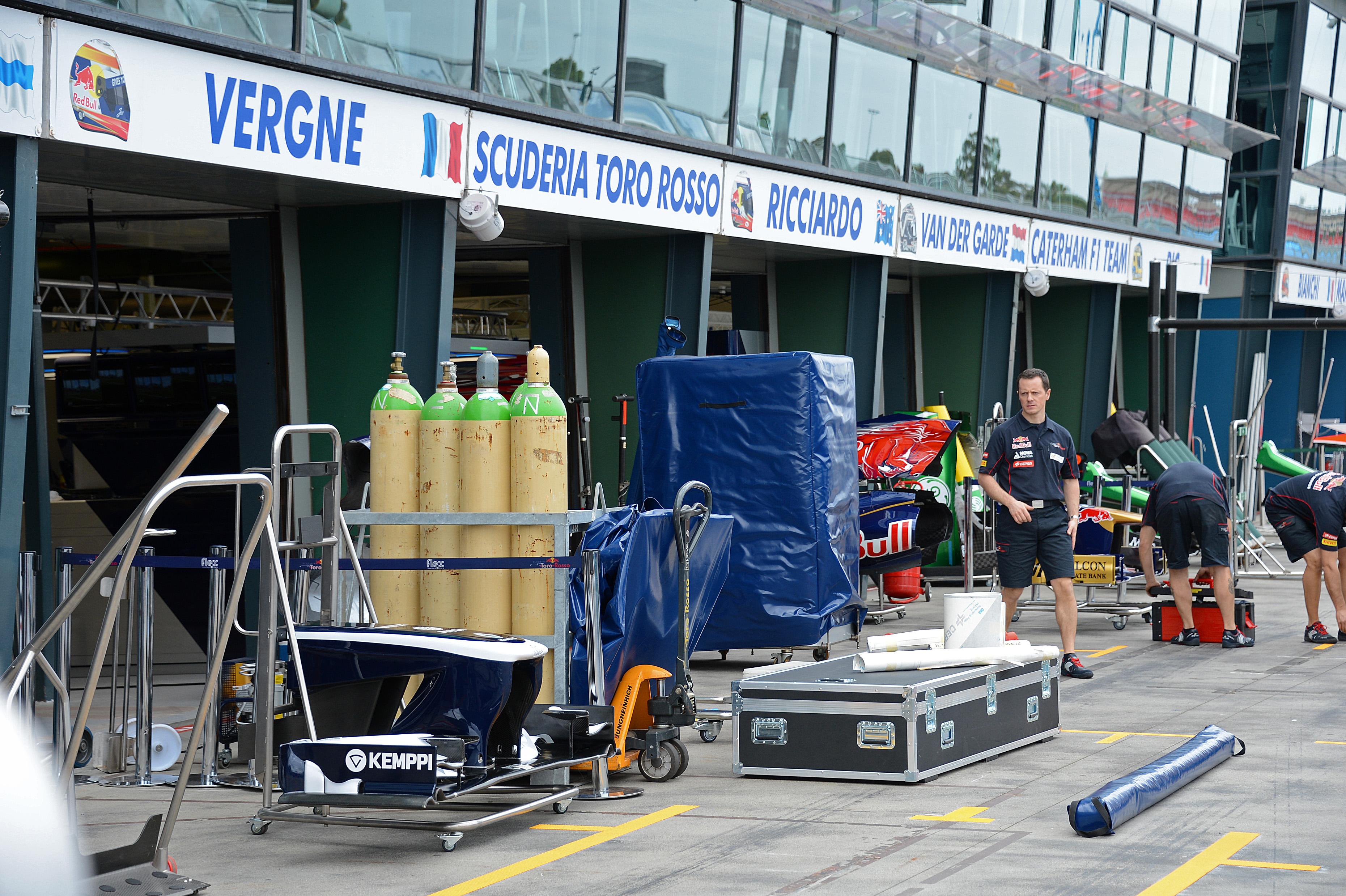 F1 2013 - Australian Grand Prix
