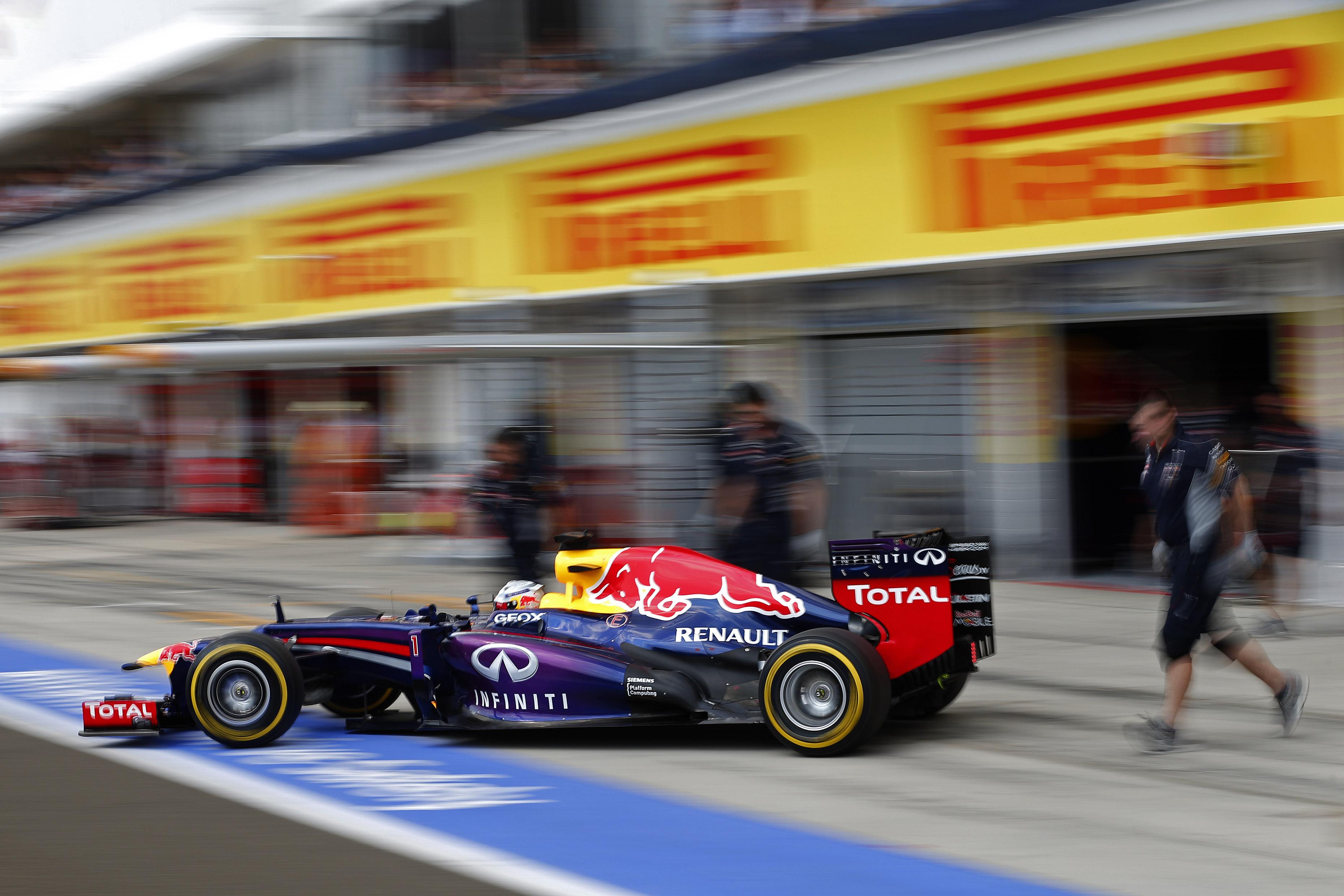 F1 2013 - Hungarian Grand Prix