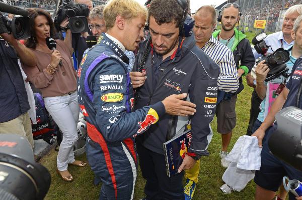 F1 2013 - Italian Grand Prix