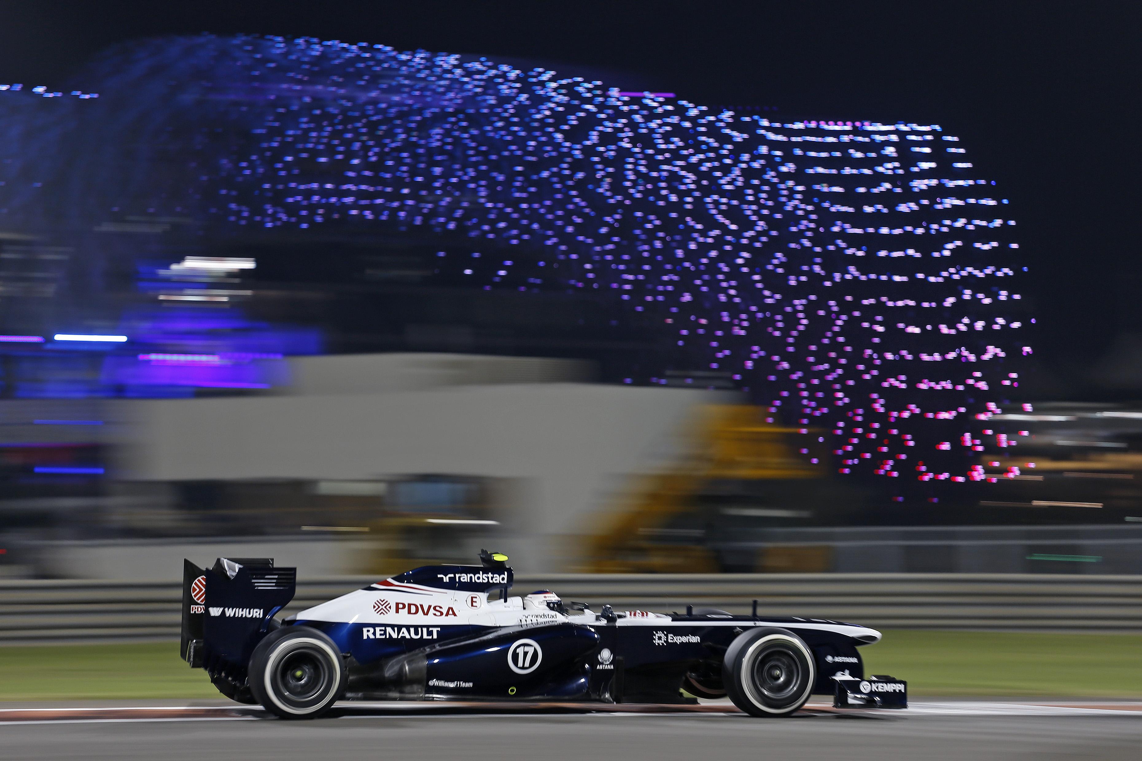 F1 2013 - Abu Dhabi Grand Prix