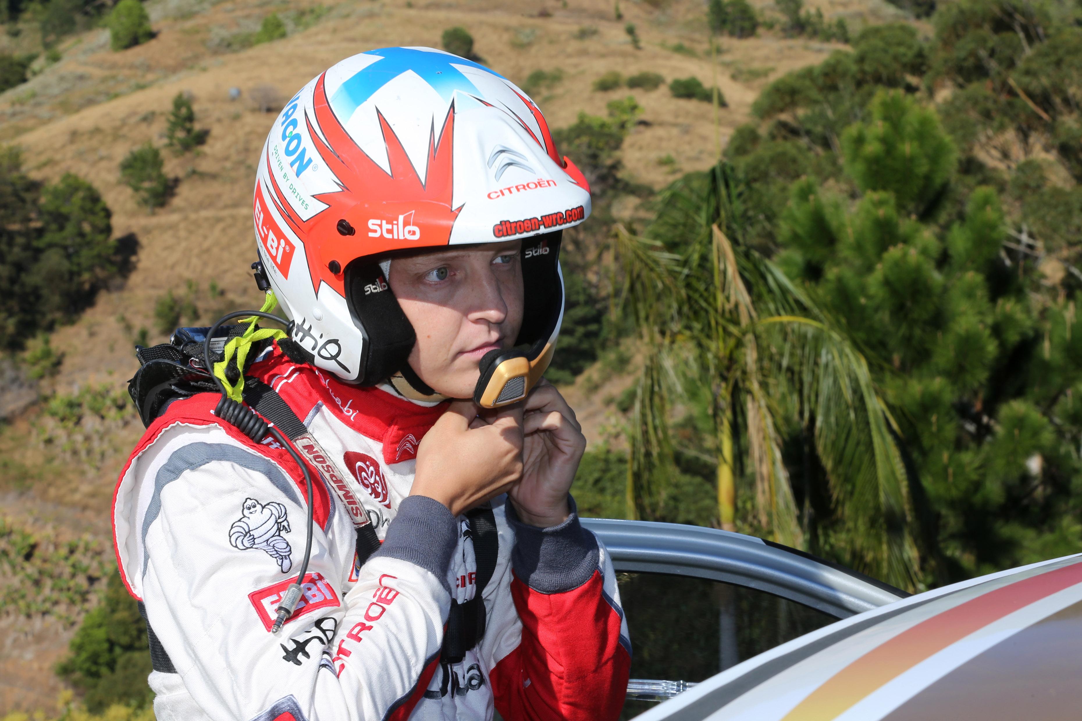 WRC 2013 - Rally Australia