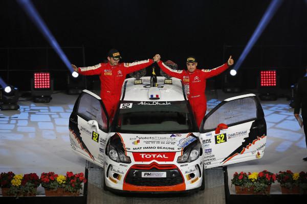 WRC 2013 - Rallye France
