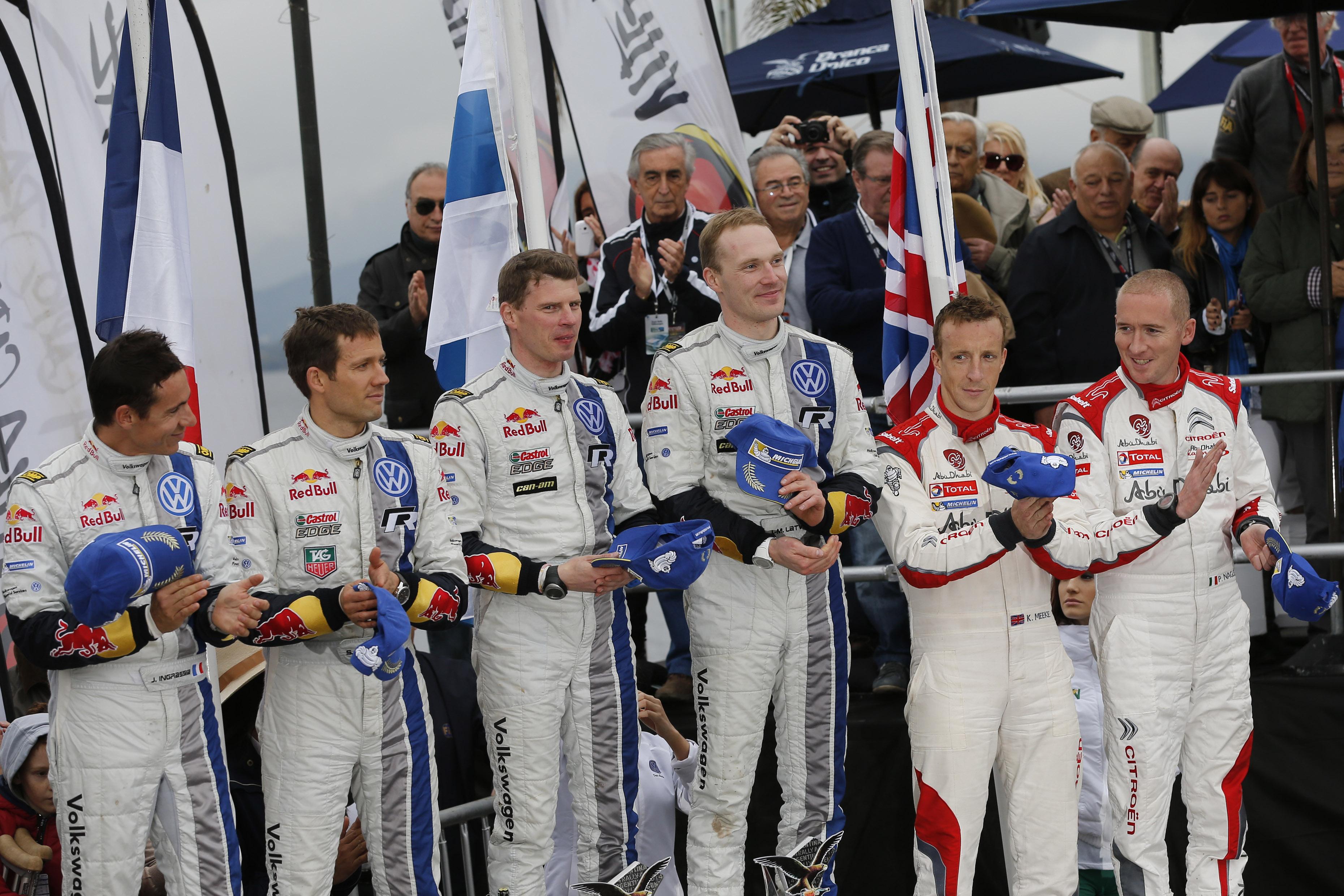 WRC 2014 - Rally Argentina