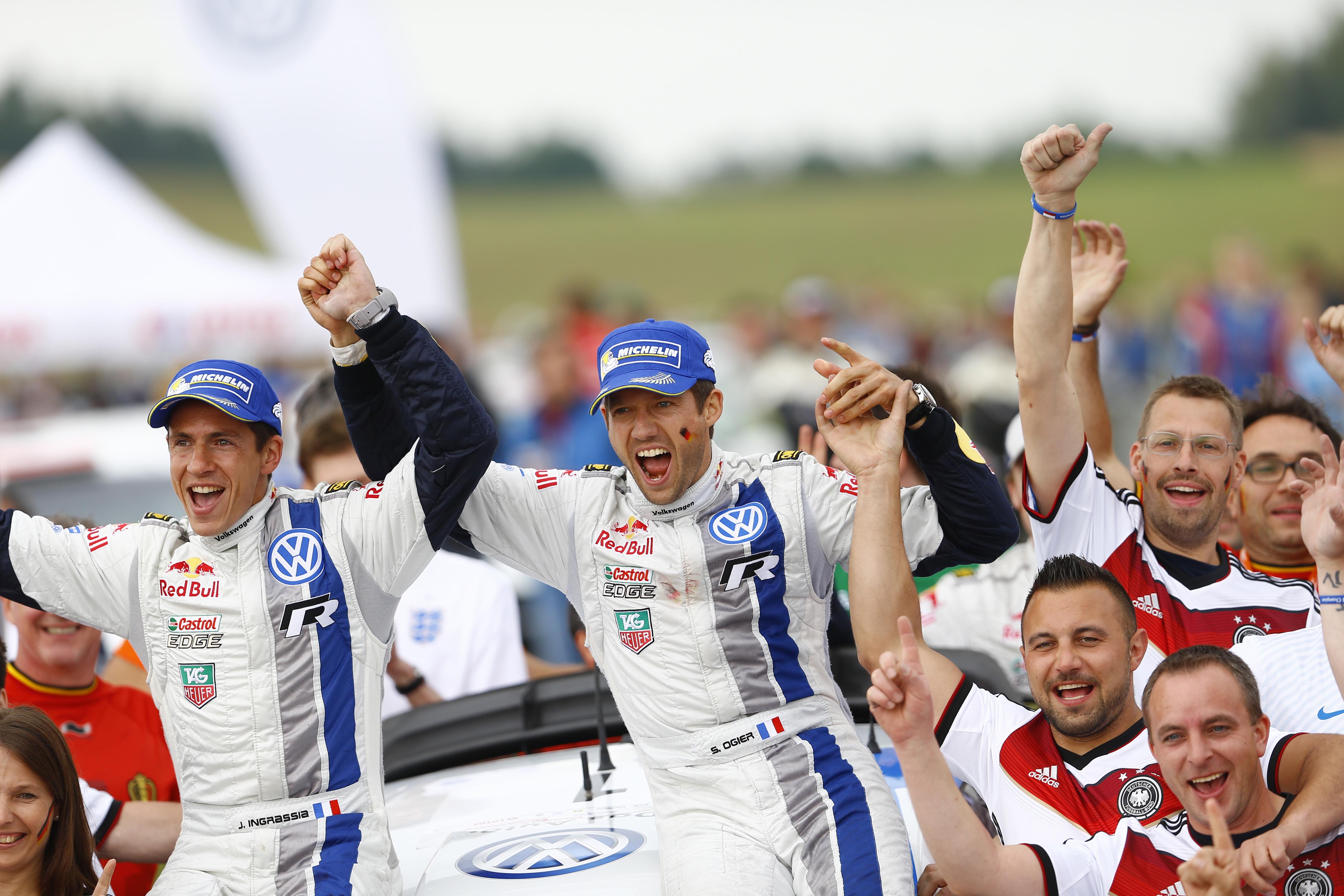 WRC 2014 - Lotos Rally Poland