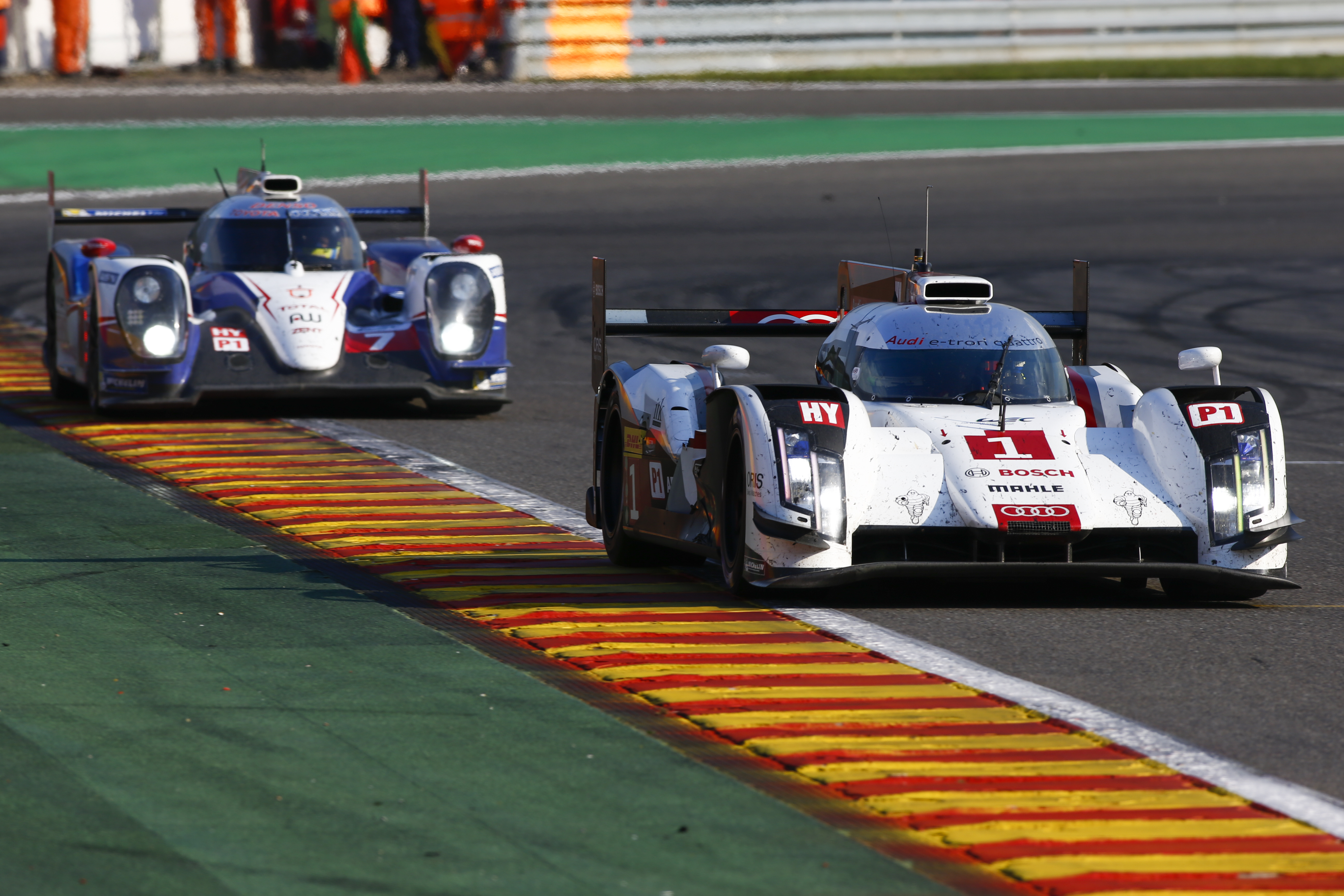 WEC 2014 - 6 Hours of Spa-Francorchamps