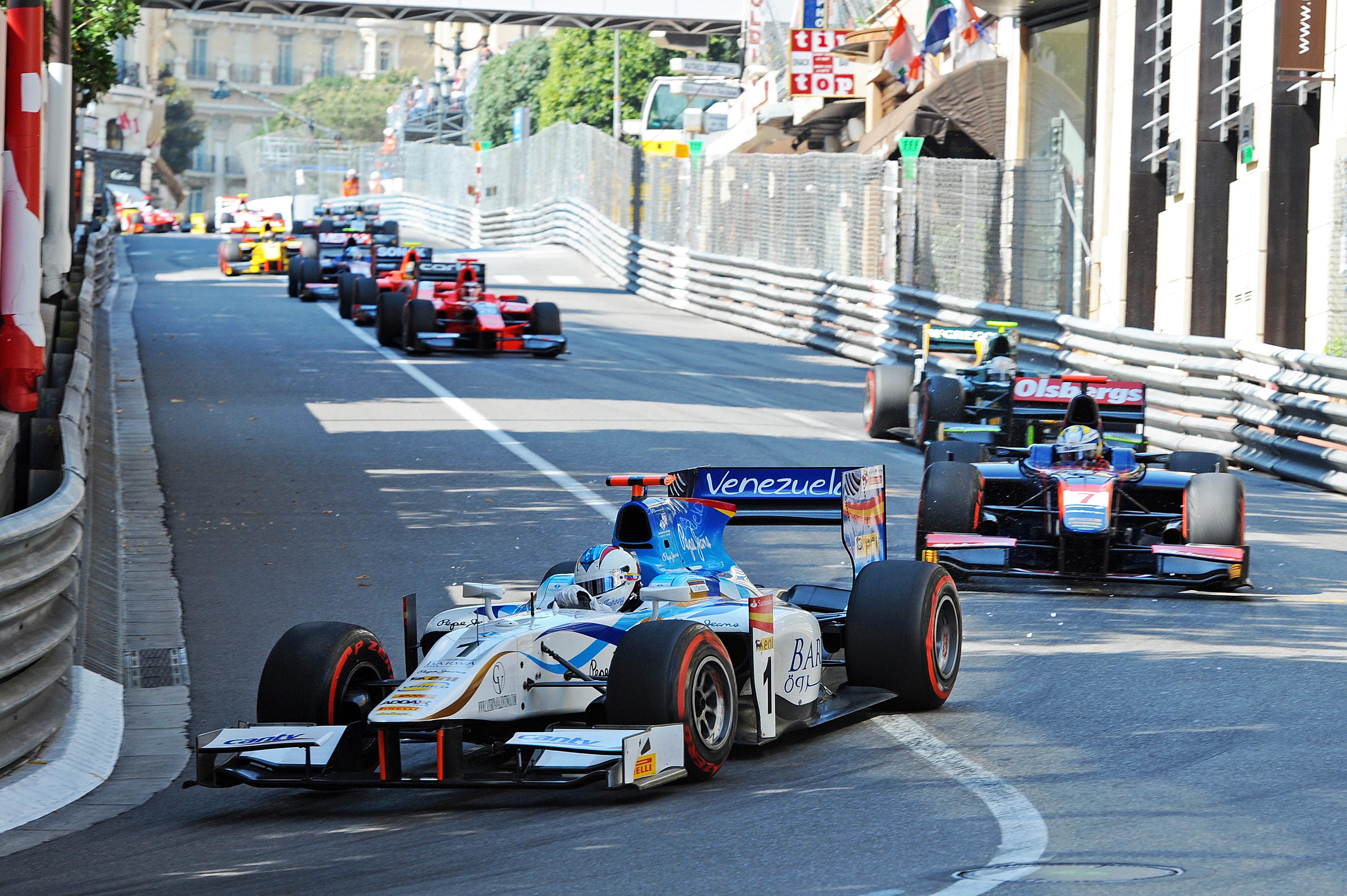 F1 2012 - Monaco Grand Prix