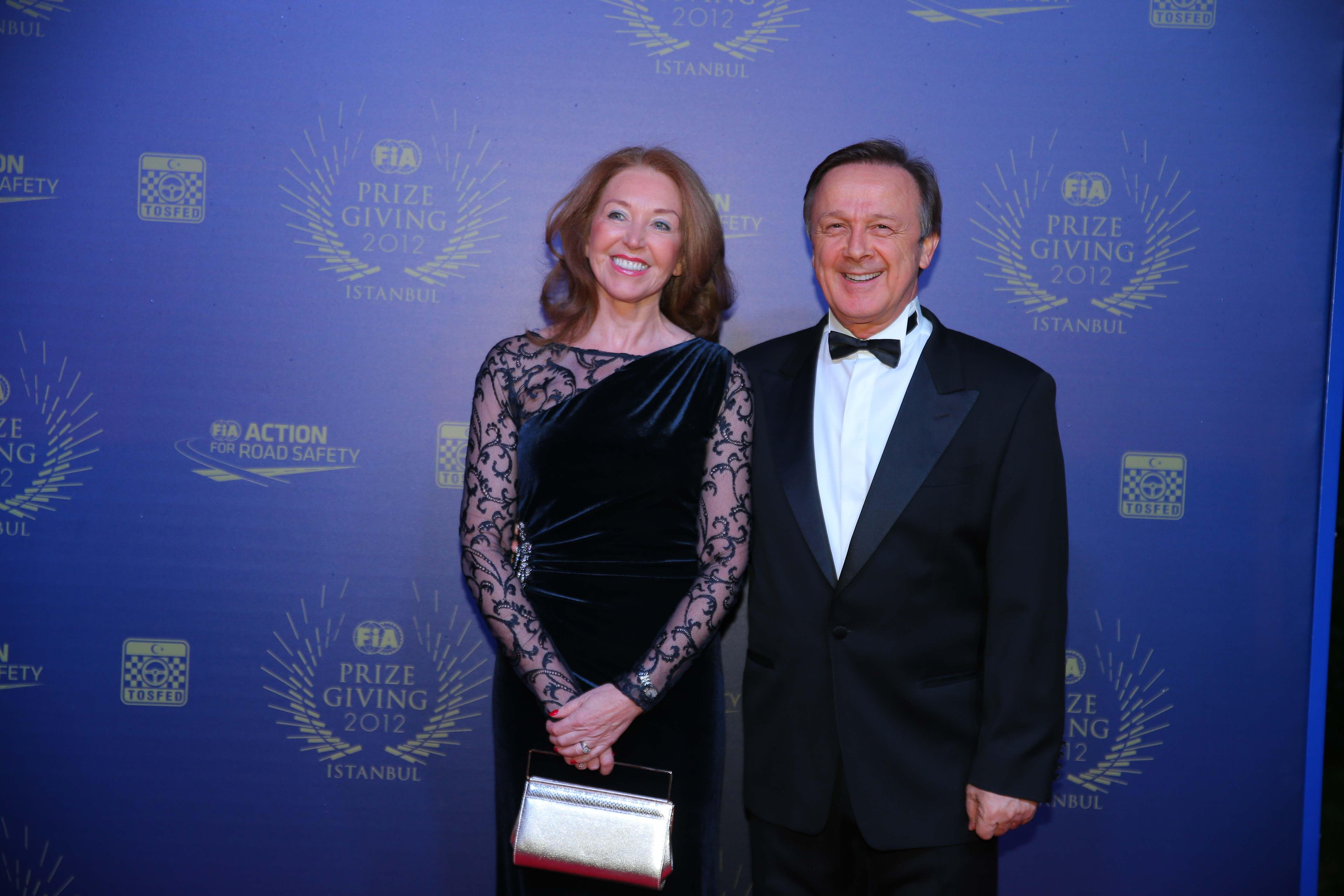 FIA Prize Giving Gala 2012