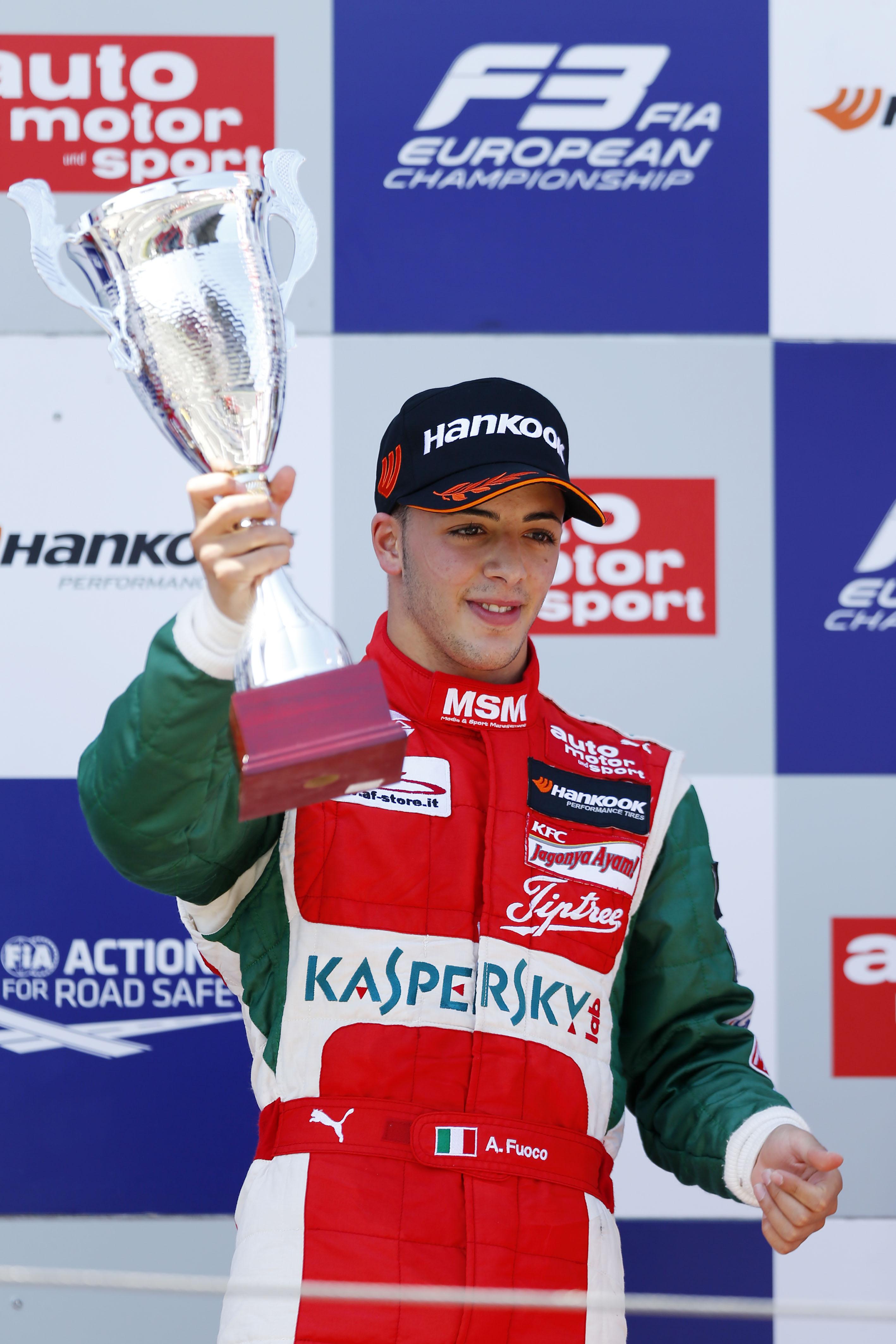 F3 2014 - Moscow Raceway