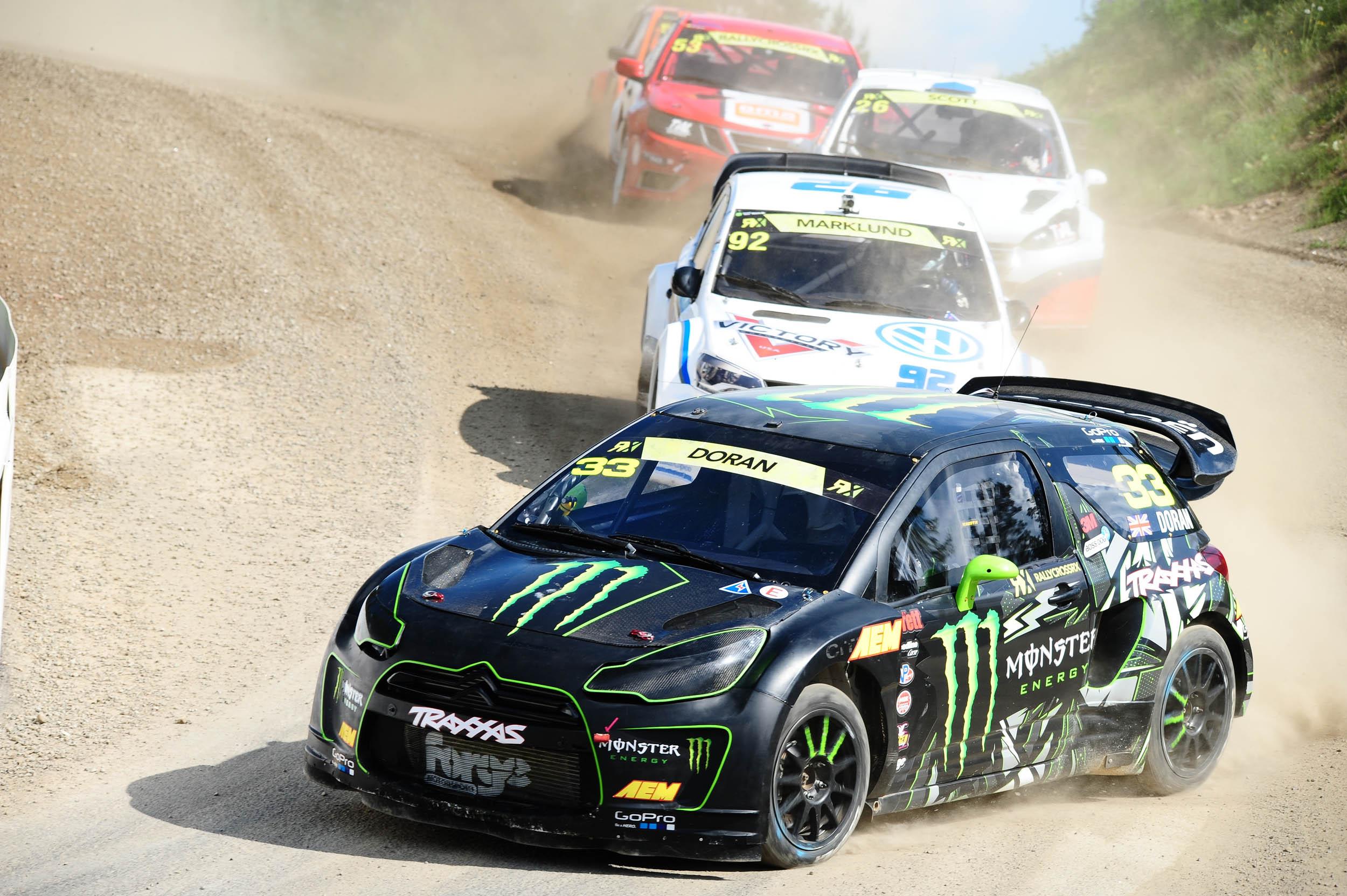 European Rallycross Championship - Kouvoula