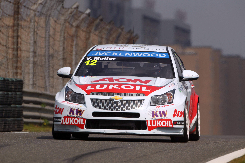 WTCC 2013 - Race of China