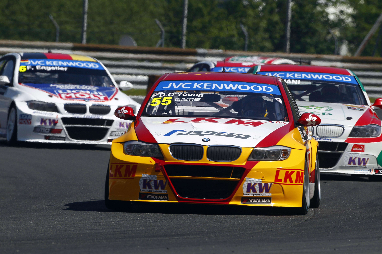 WTCC 2013 - Race of Austria