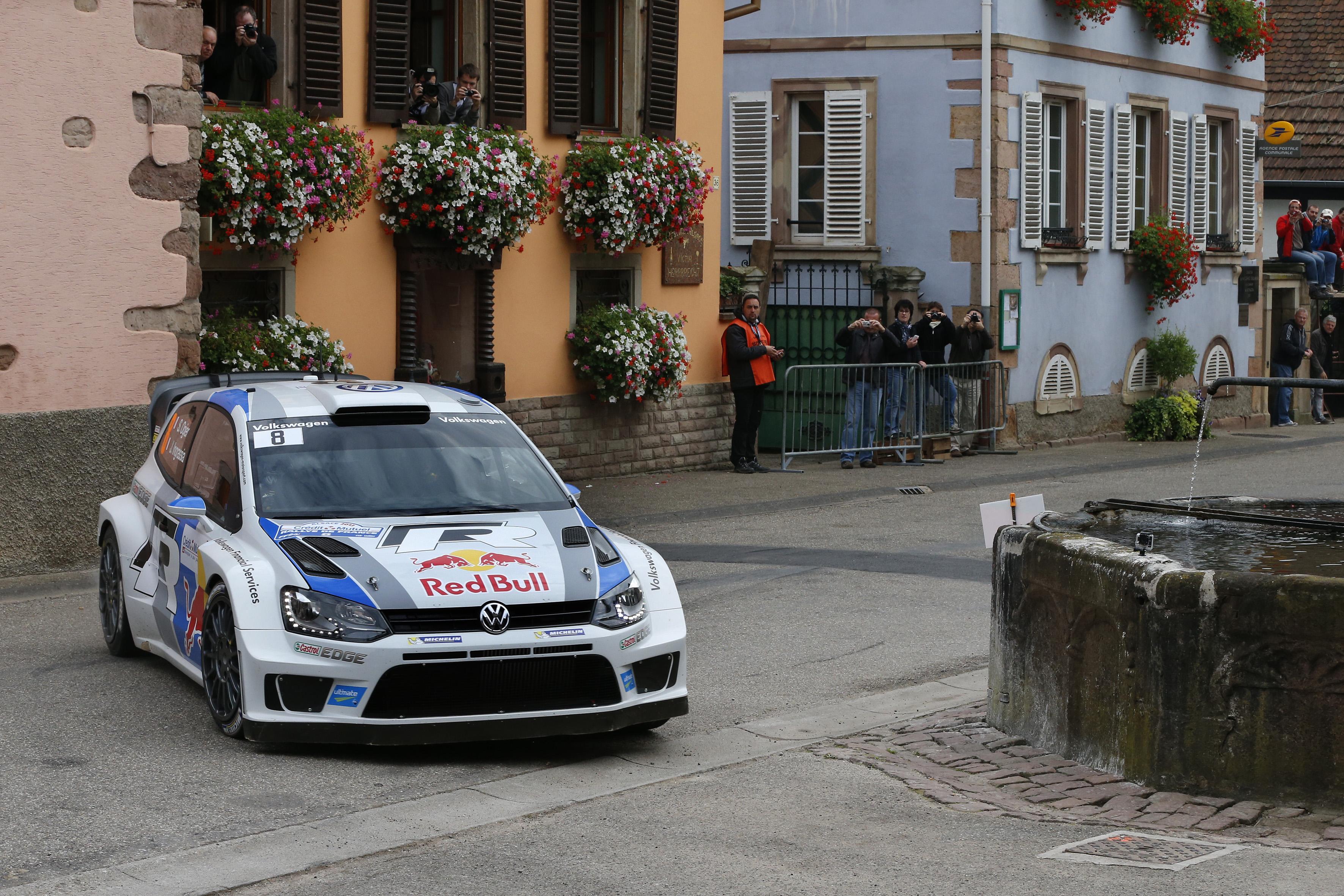 WRC 2013 season Highlights
