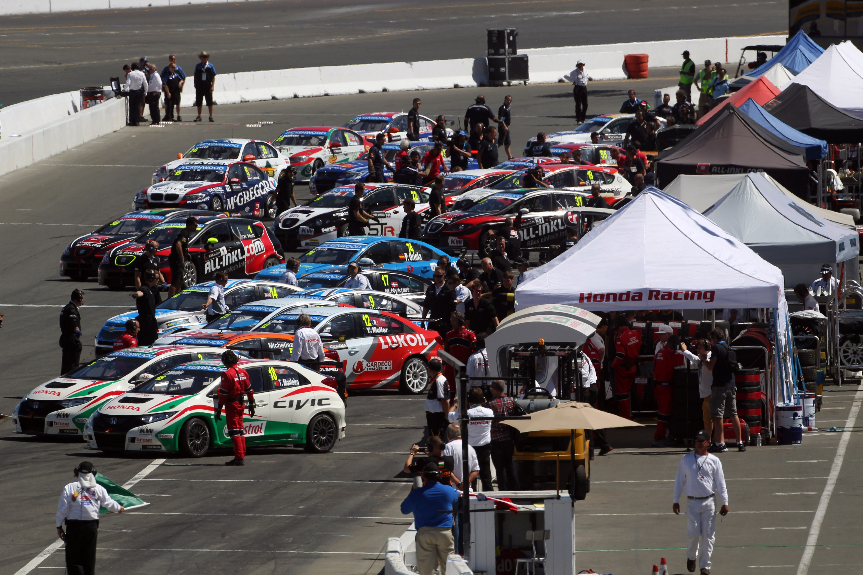 WTCC 2013 - Race of USA