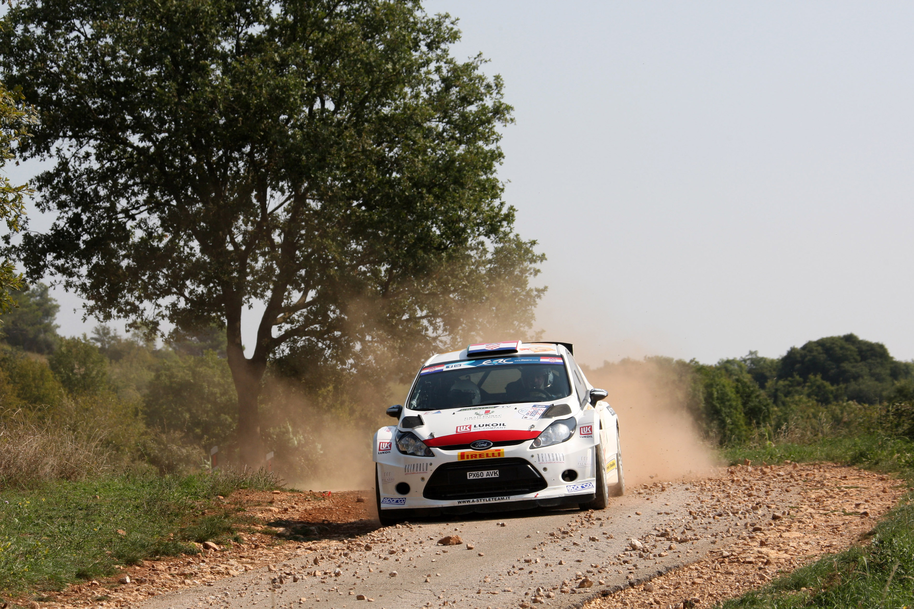 ERC 2013 - Croatia Rally