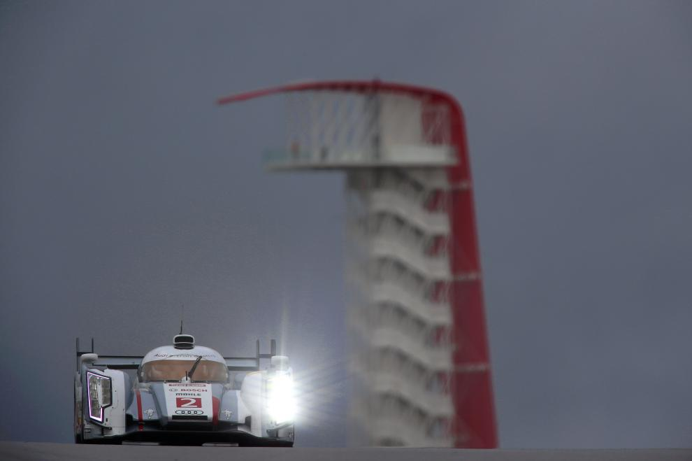 WEC 2013 - 6 Hours of Circuit of the Americas