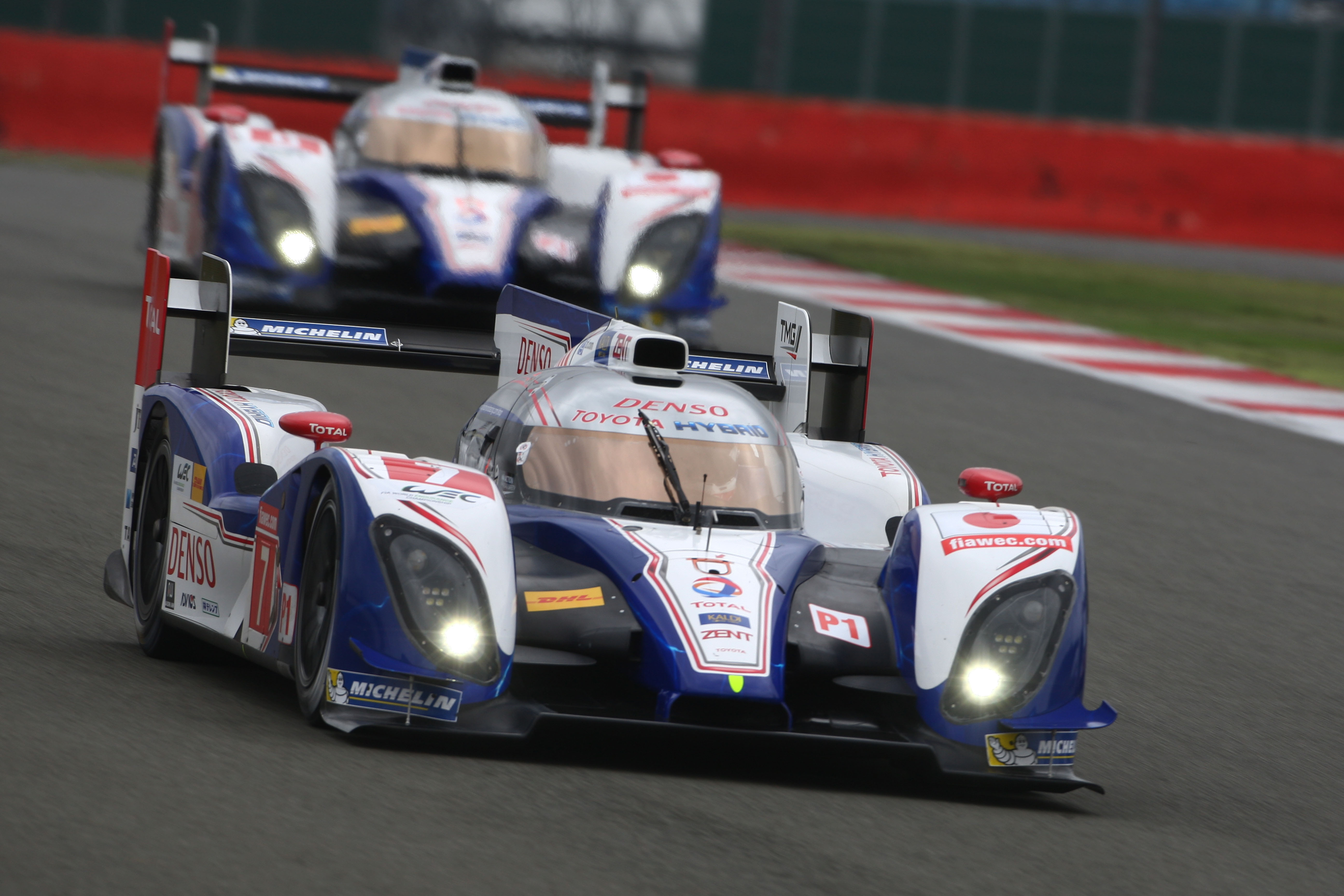 WEC 2013 - 6 Hours of Silverstone