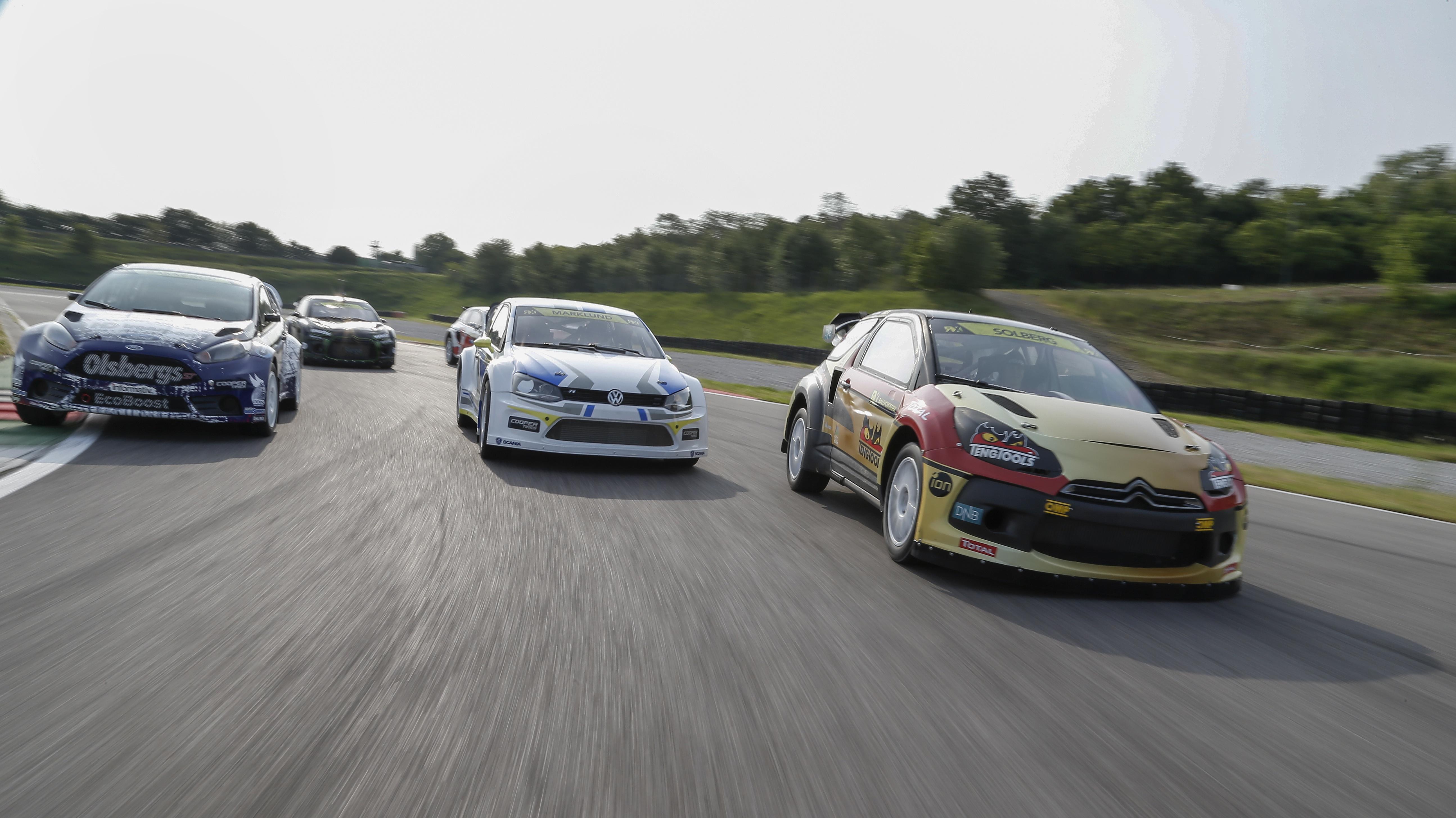 Franciacorta Circuit : Mini challenge franciacorta circuit ita