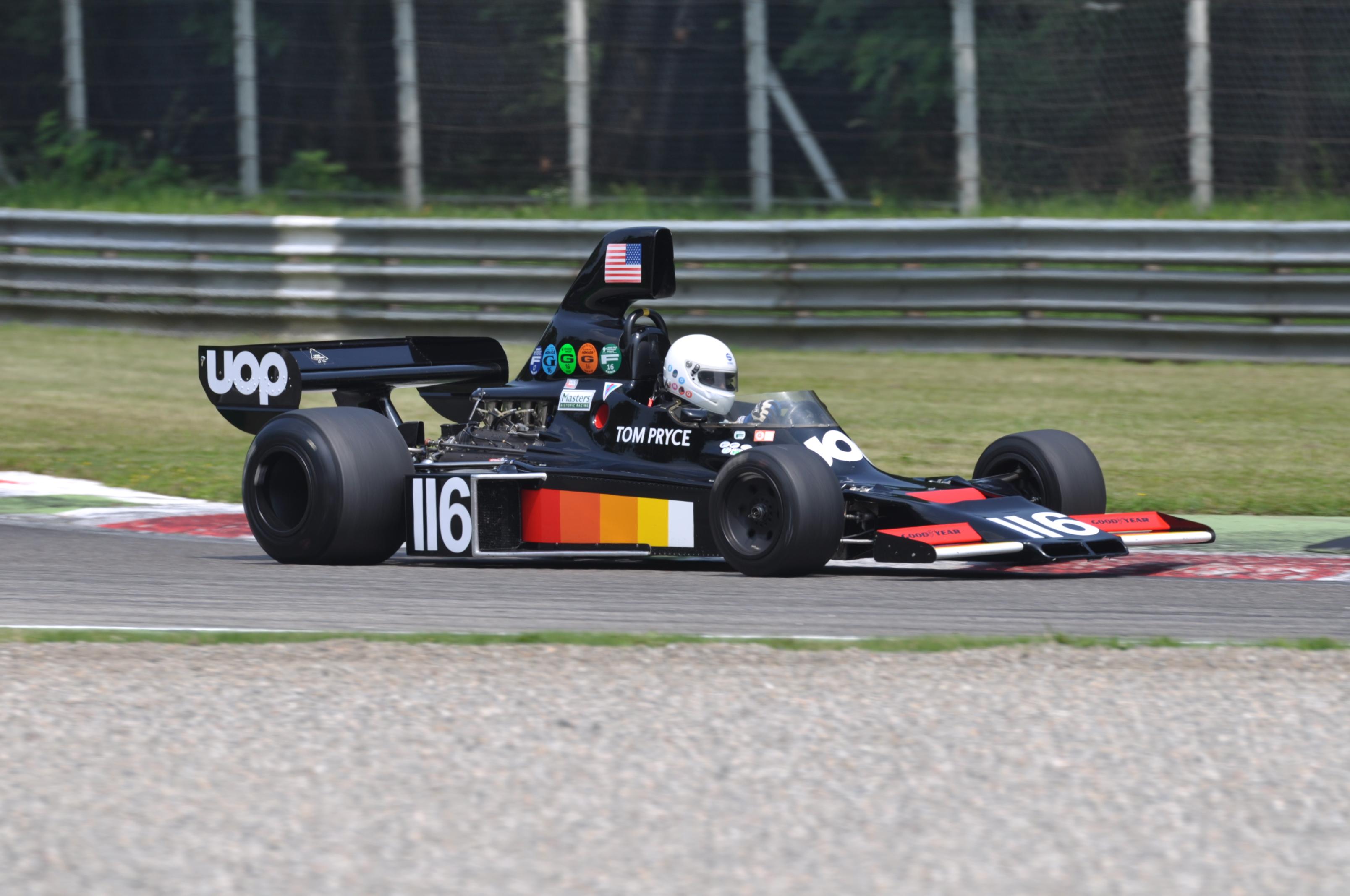 FIA Masters Historic Formula One Championship   Federation ...