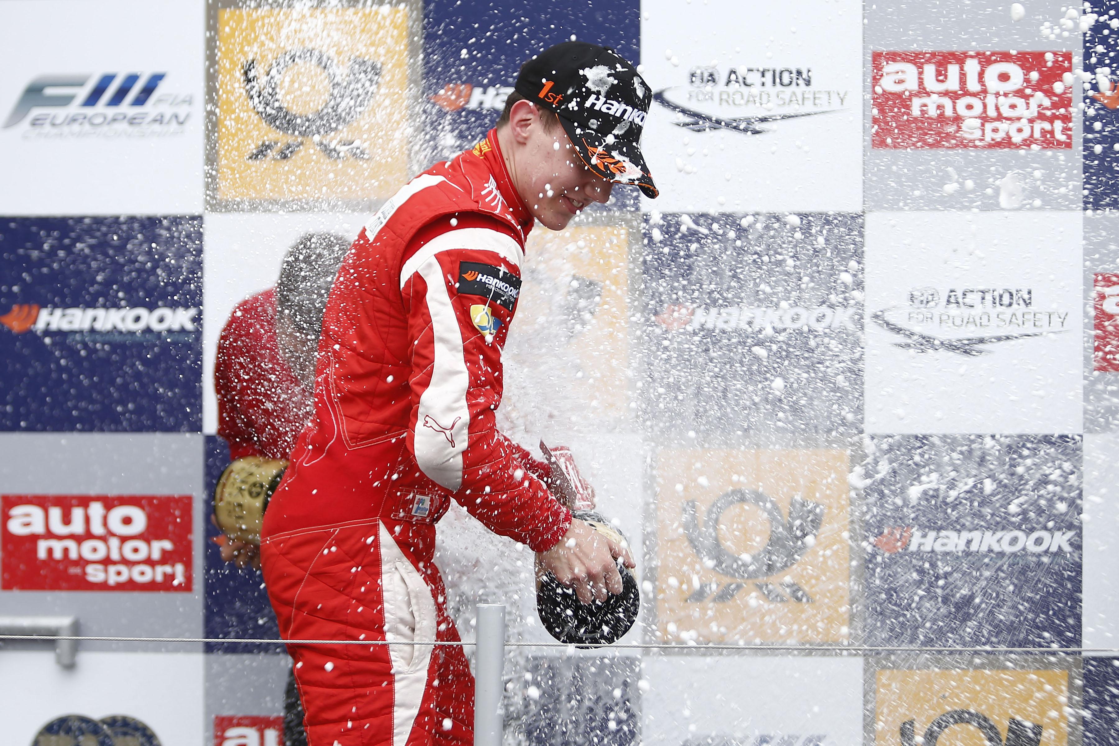 F3 European Championship 2013 - Brands Hatch