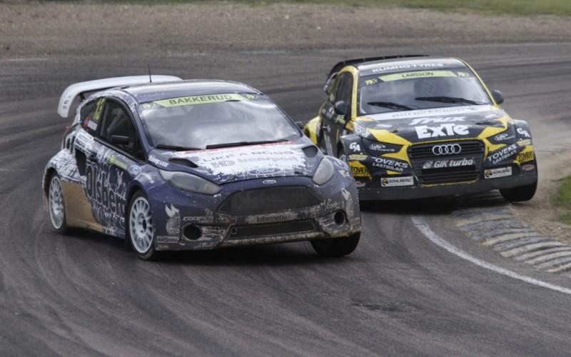 World RX 2014 - Norway